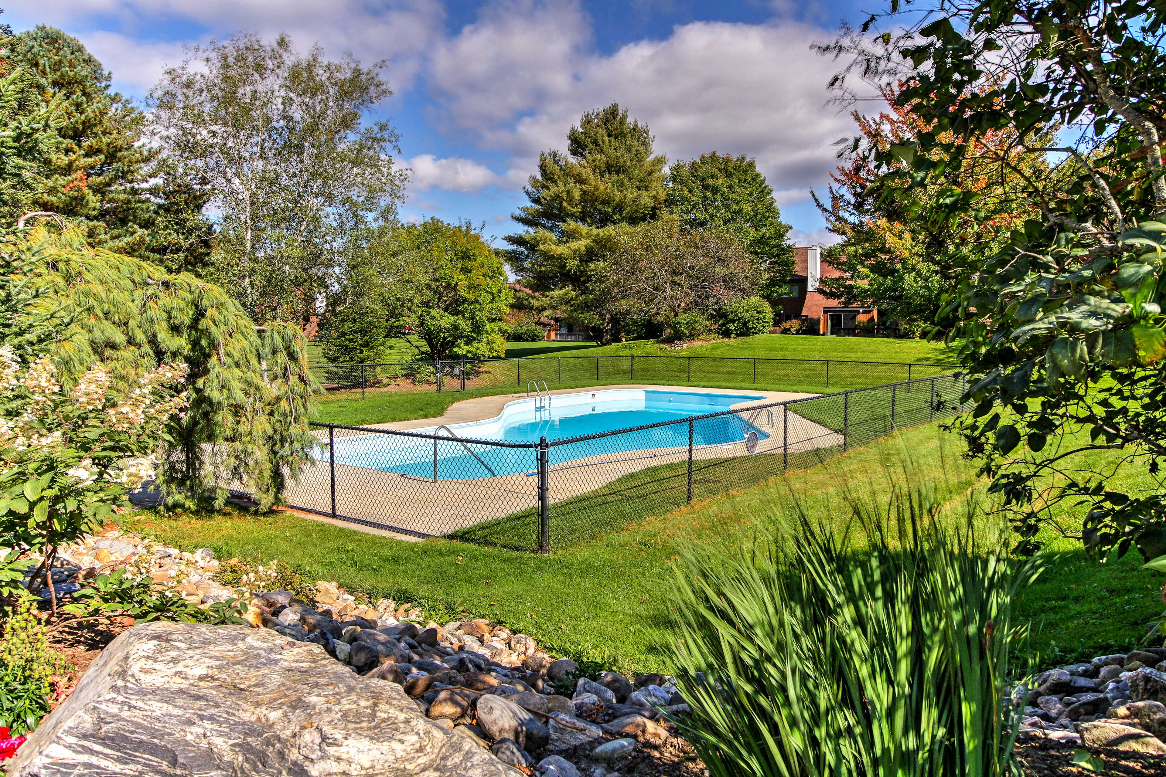 Boasting resort amenities, this home offers everything's you'll need.