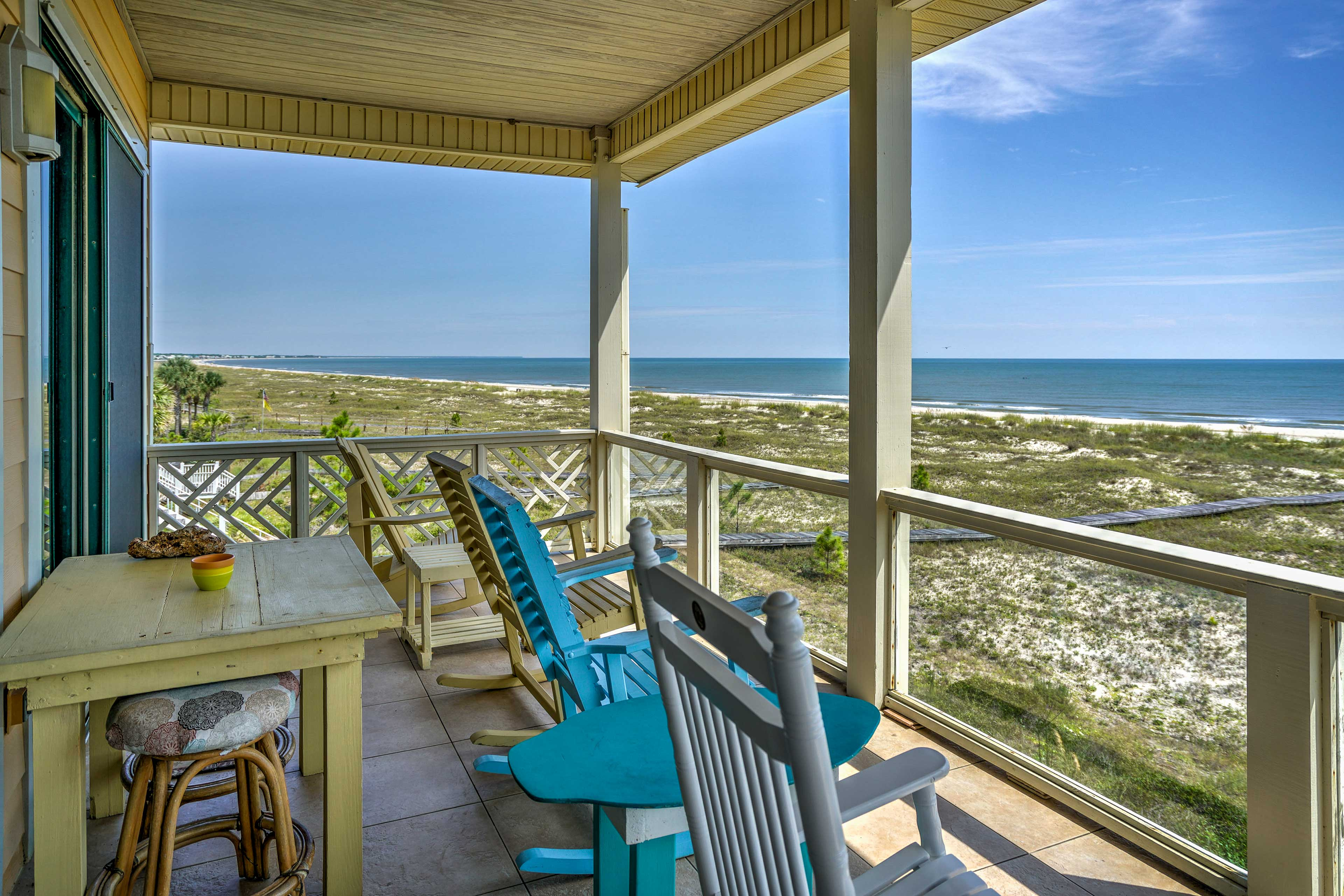 Soak up the Florida sunshine while staying at 'Jubilee,' 5-bed vacation rental!