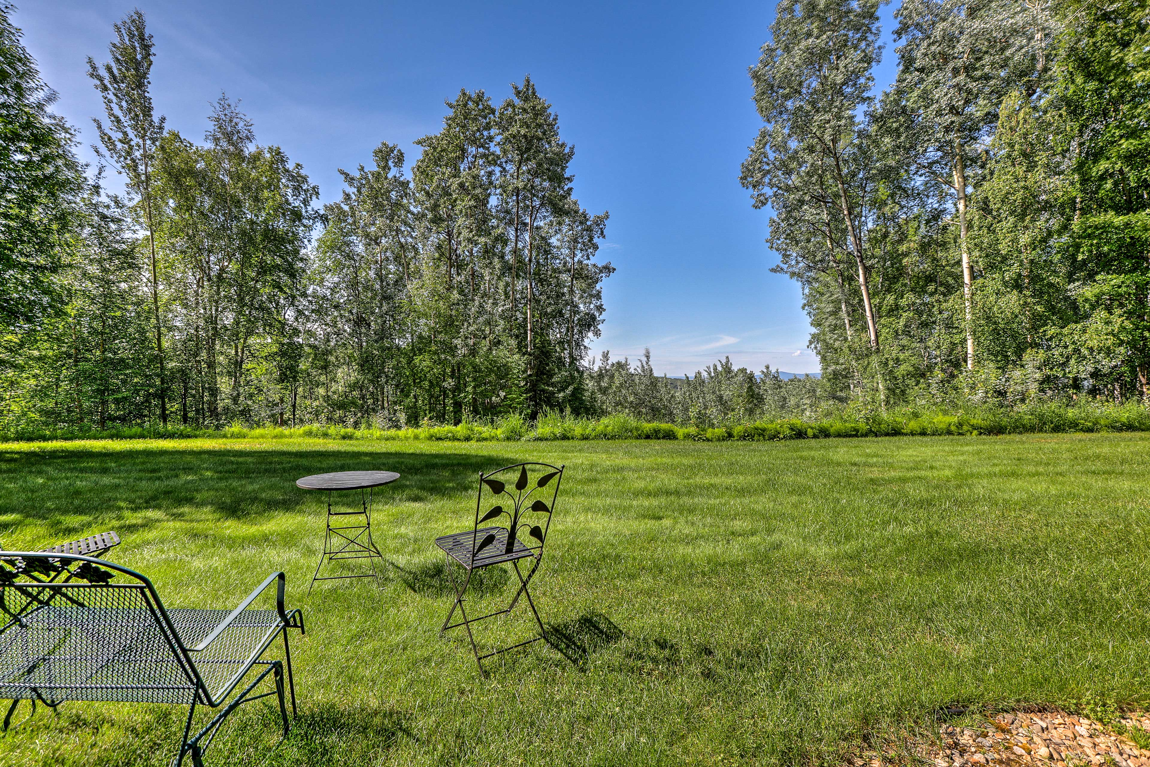 'Lizzie's Nest' is filled with charm and character in the heart of Fairbanks.