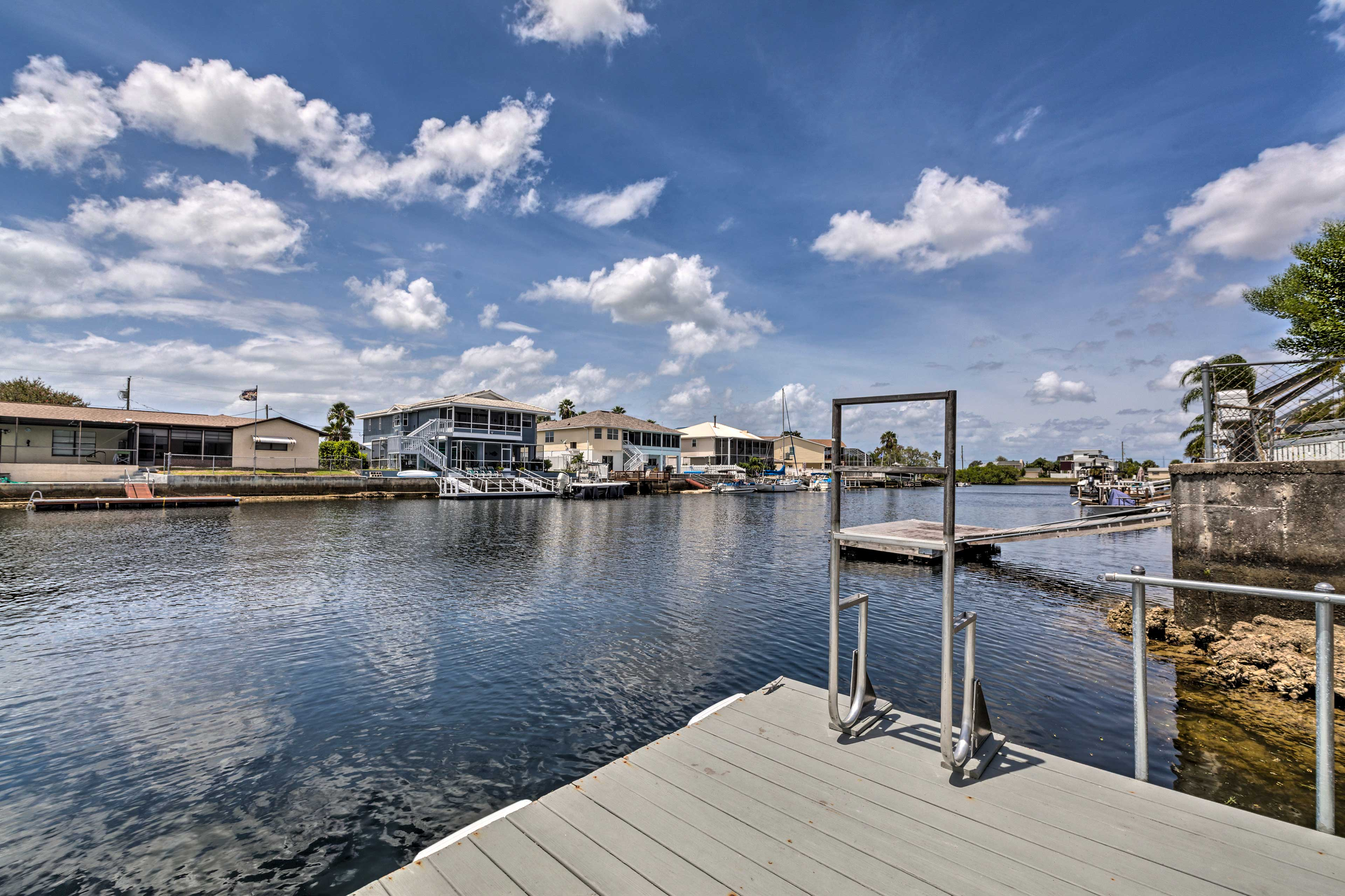 This beach house is ideally situated near beaches, restaurants, and more!