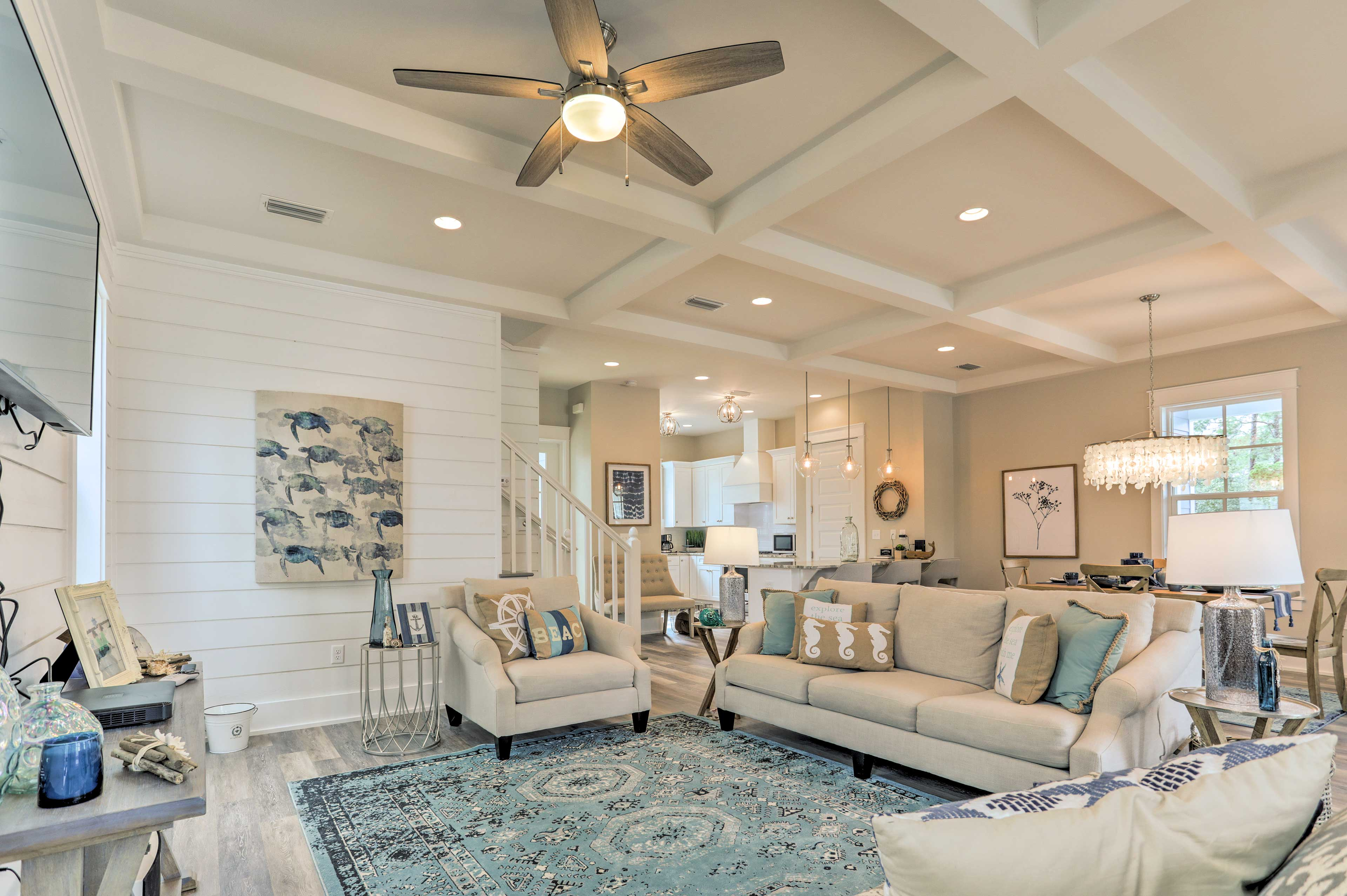 Settle in and spread out throughout 2,250 square feet of gorgeous living space.