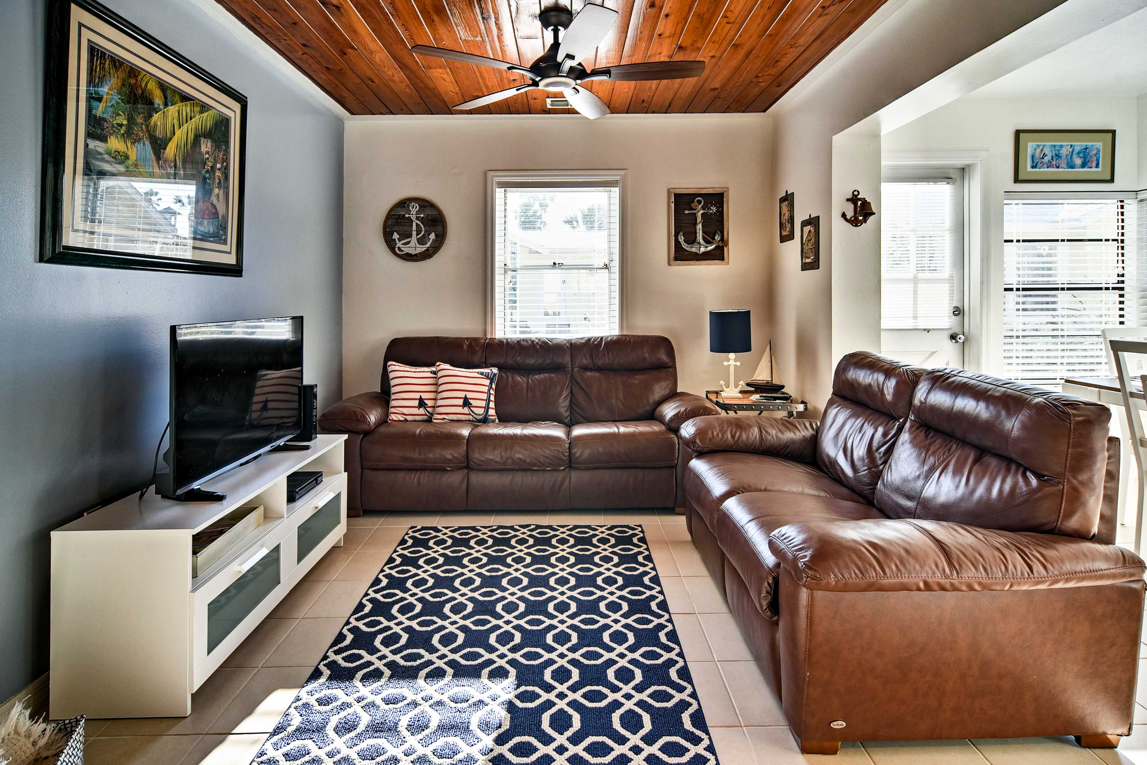 Explore Indian Shores from this newly remodeled vacation rental cottage!