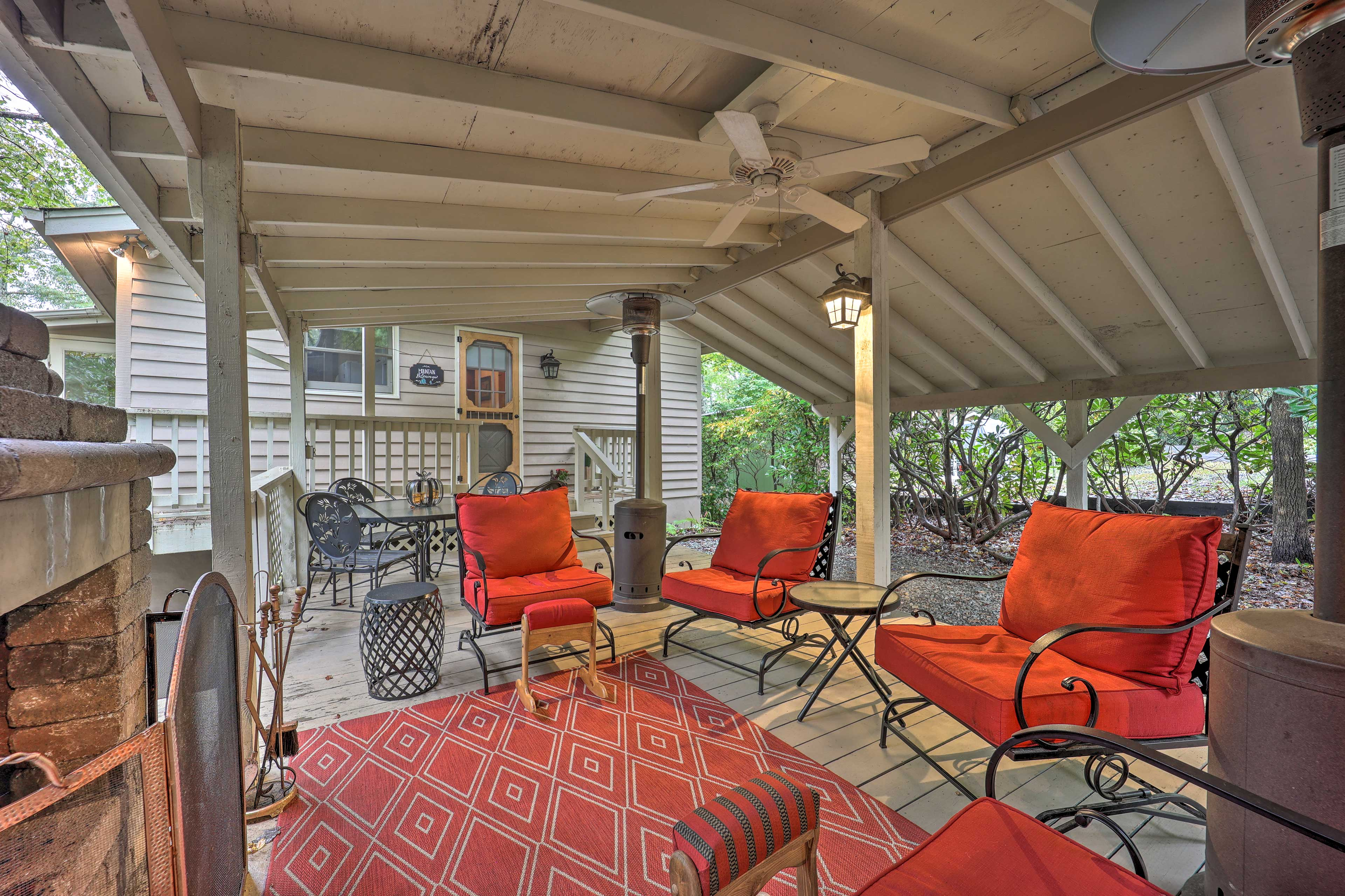 Covered Outdoor Space
