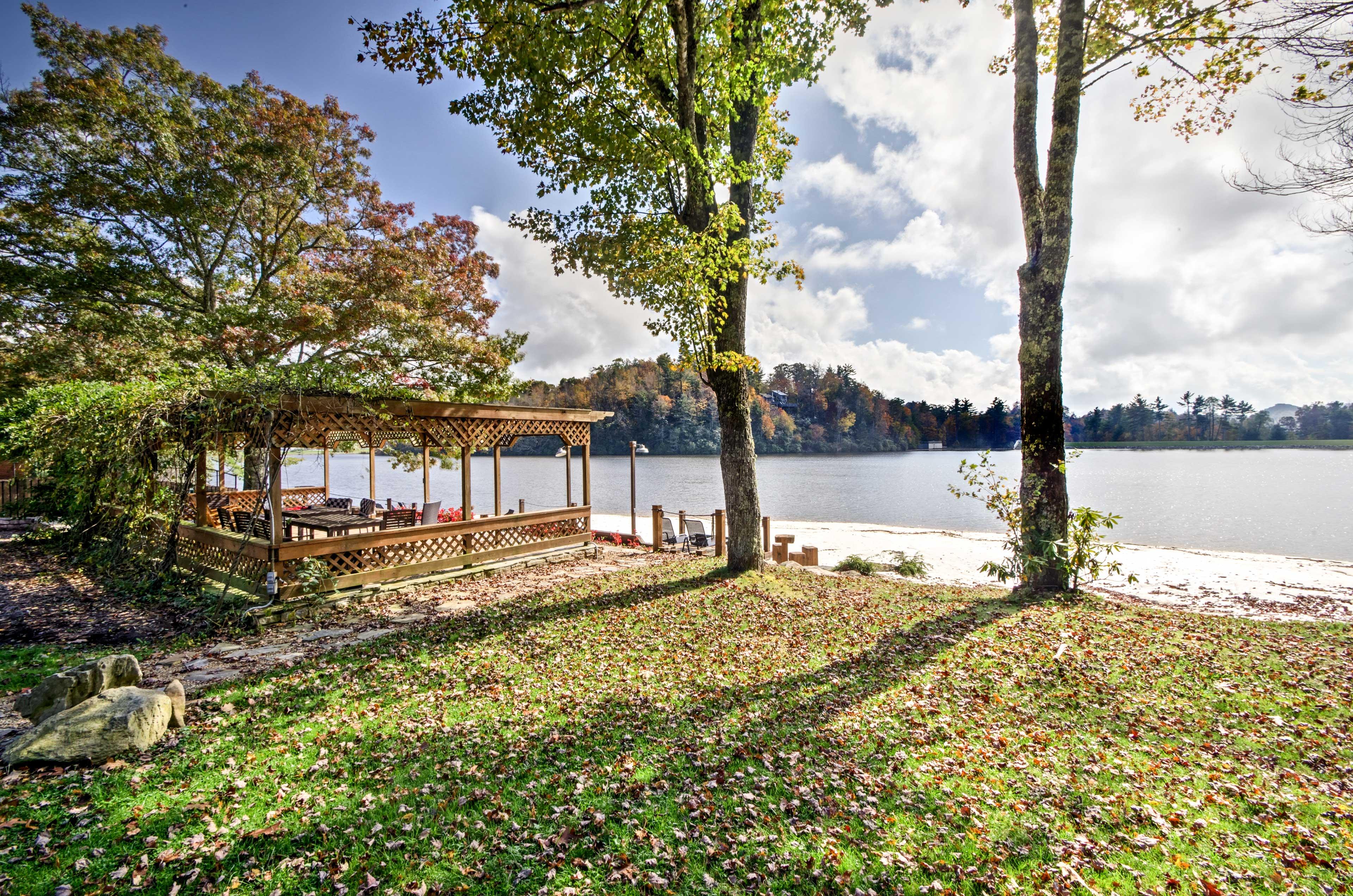 Lake and River Access