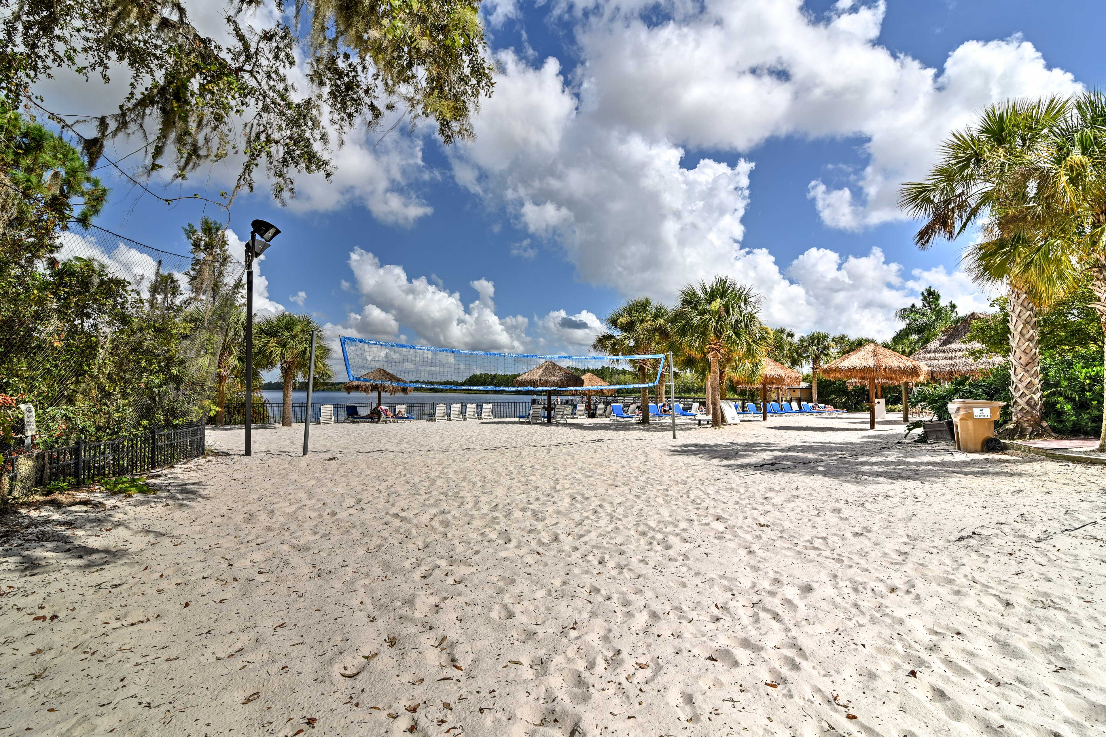 Volleyball   Beach Access