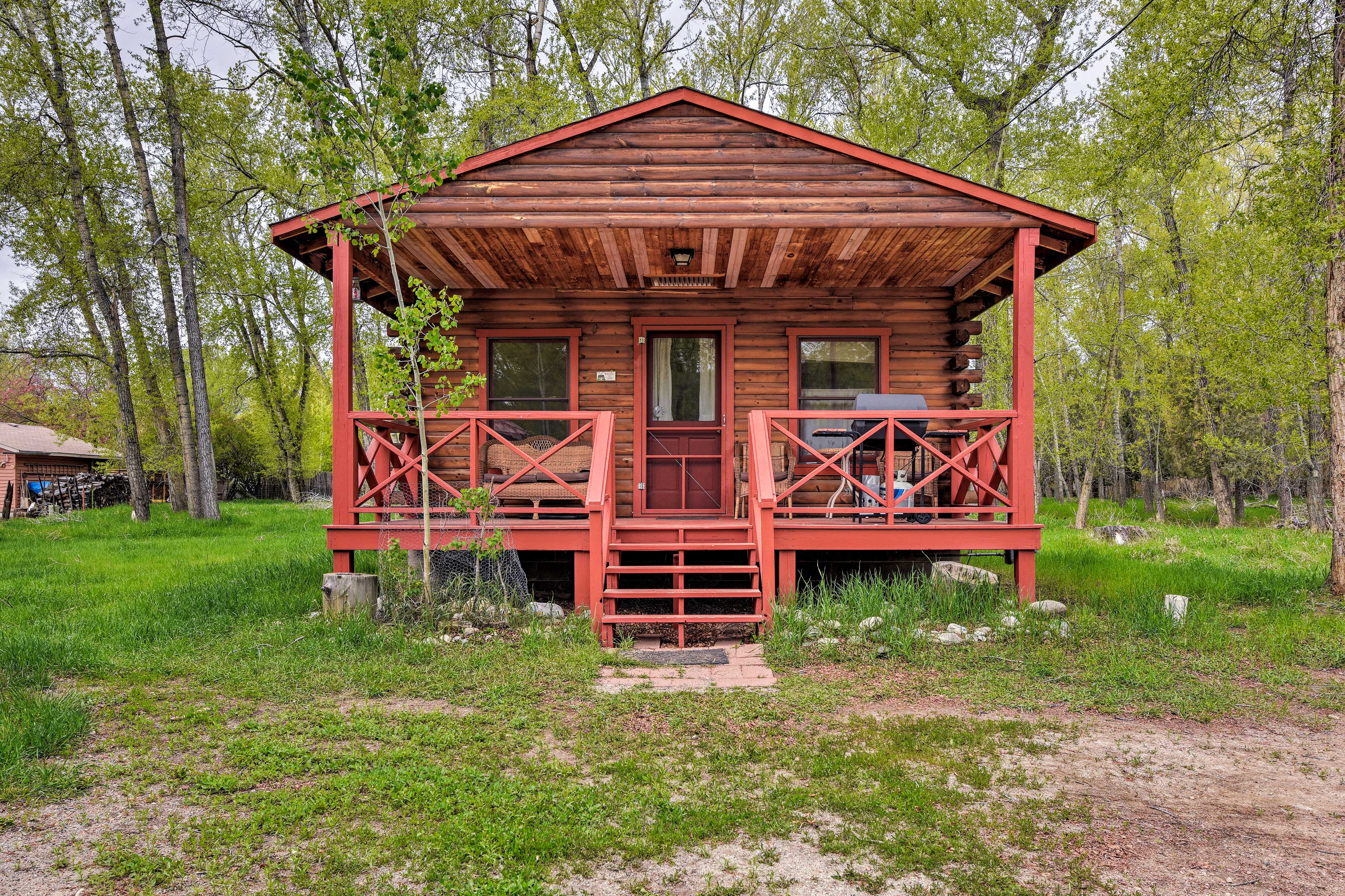 Get away from it all during your stay at this vacation rental in Buena Vista!