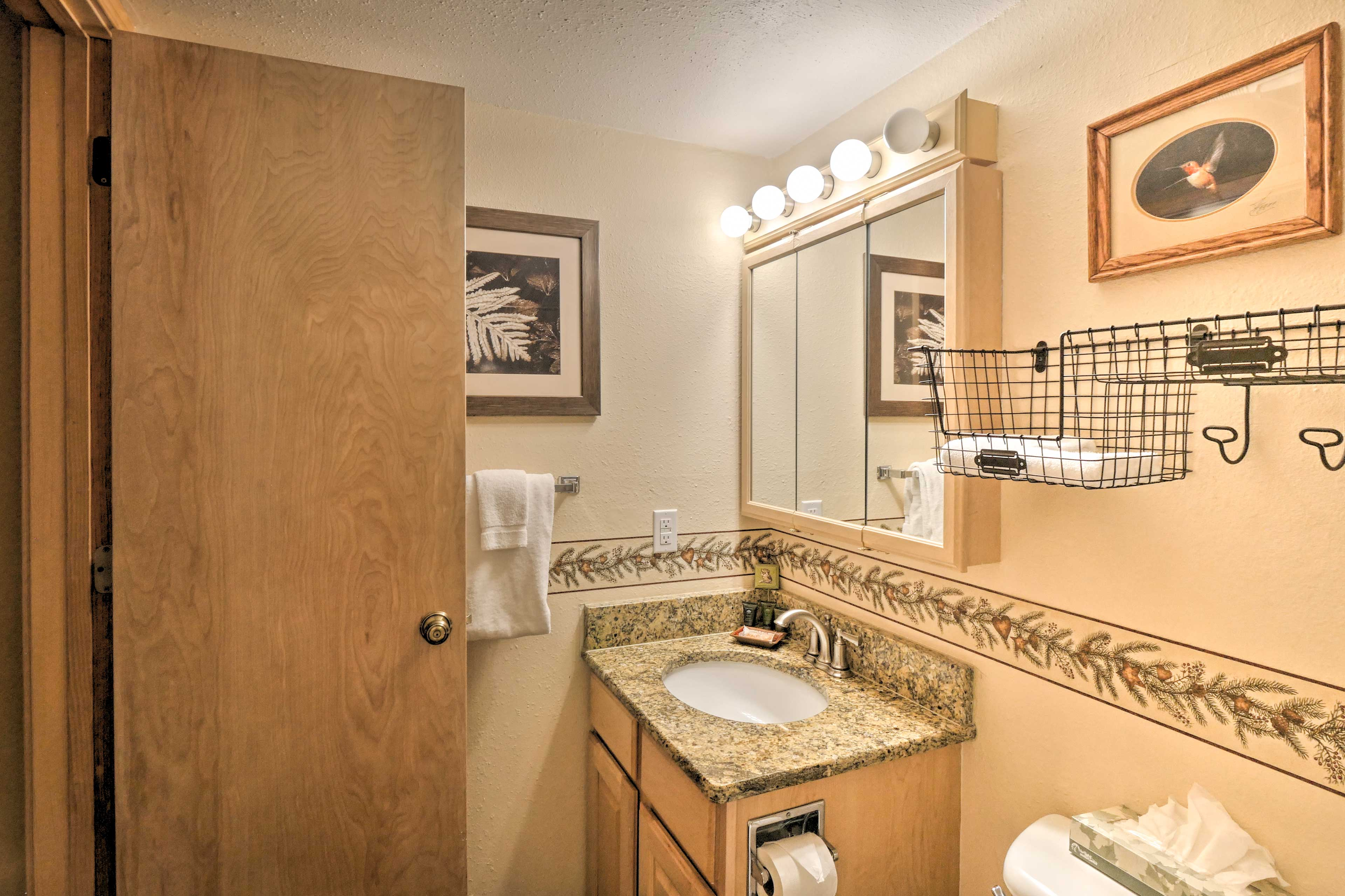 You'll love the convenience of 3 full bathrooms.