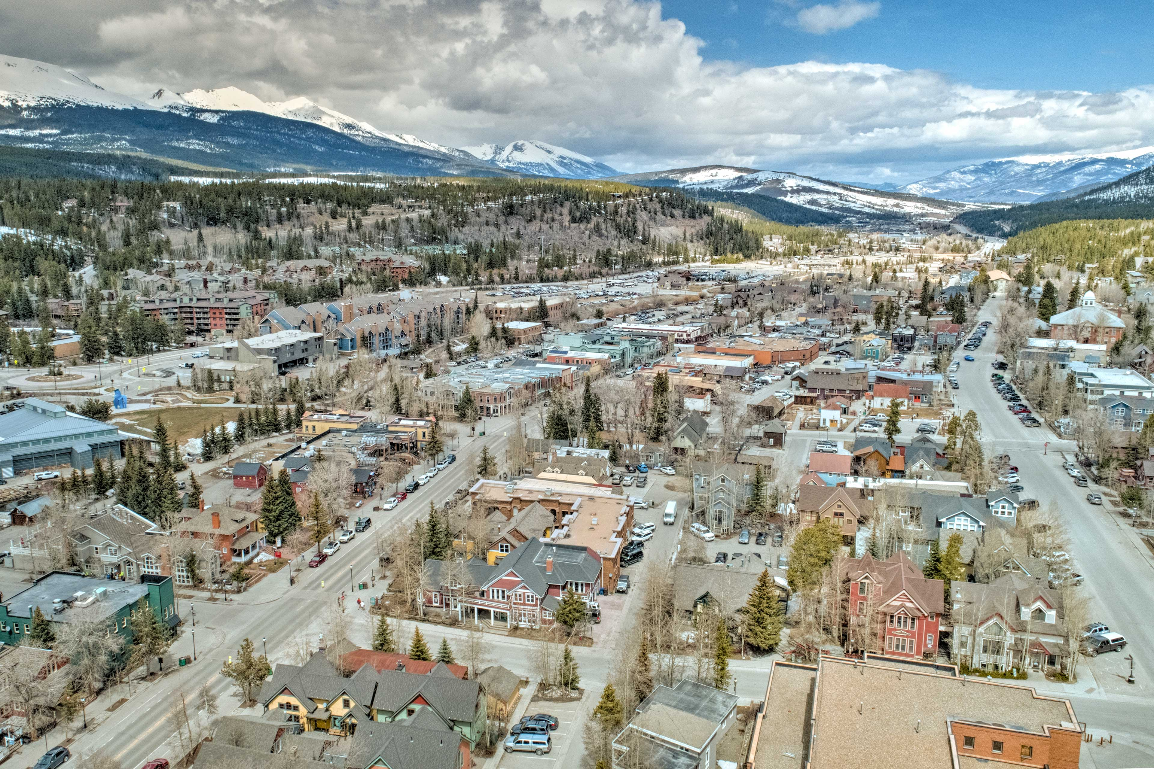 There's plenty to see and do in downtown Breck!
