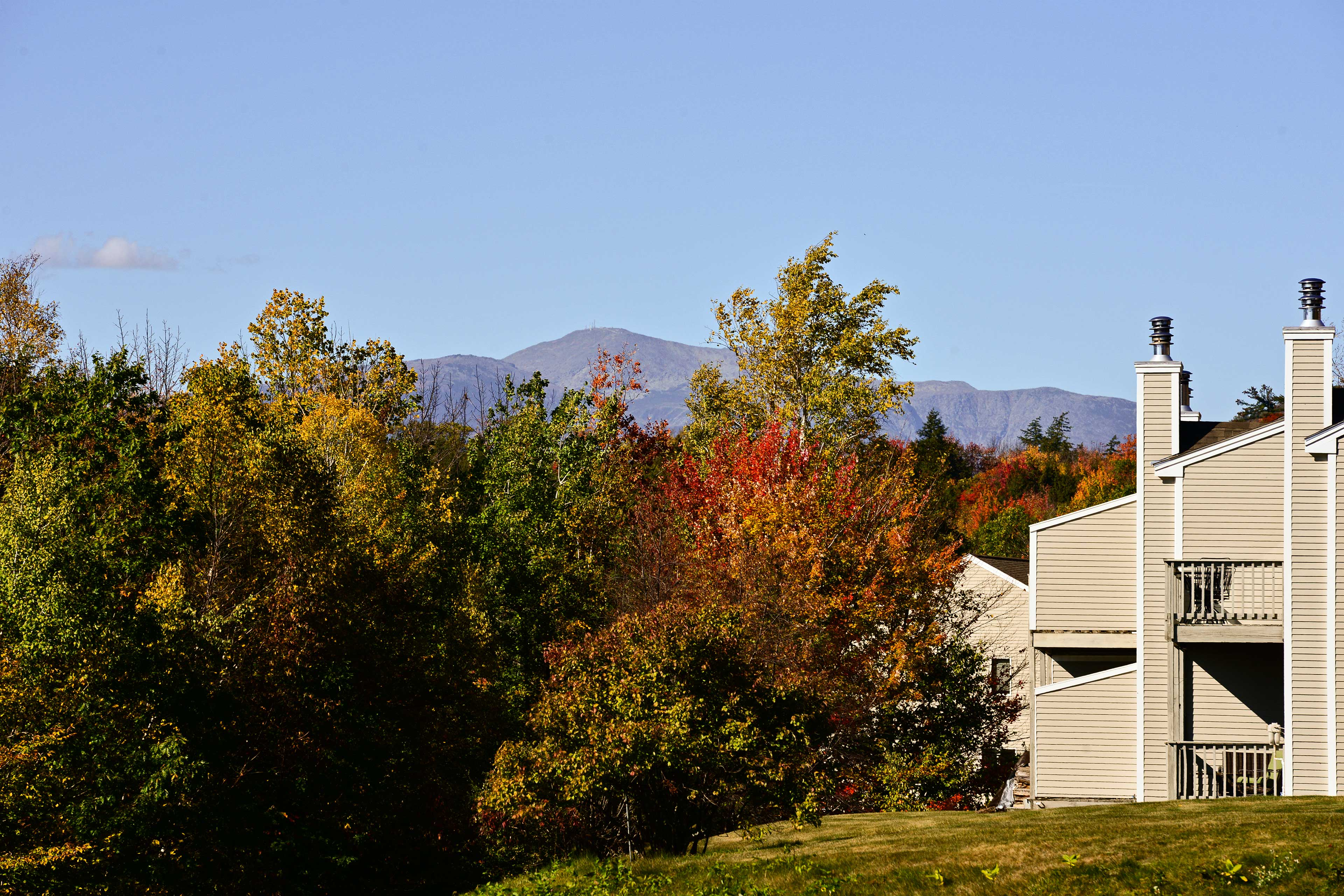 You won't soon forget this New Hampshire retreat!
