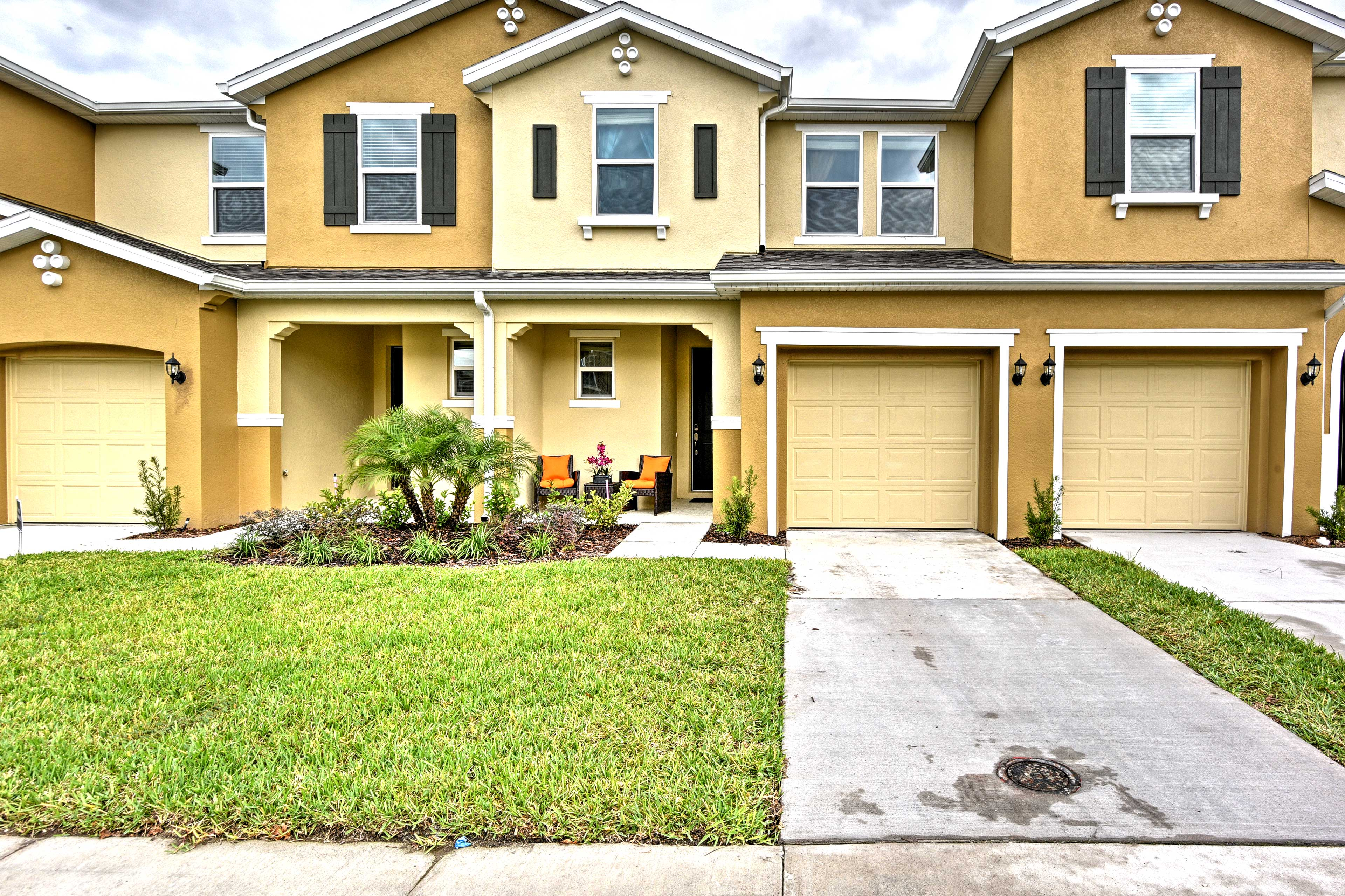 There's no better place to call your home-away-for-home for a Florida retreat!