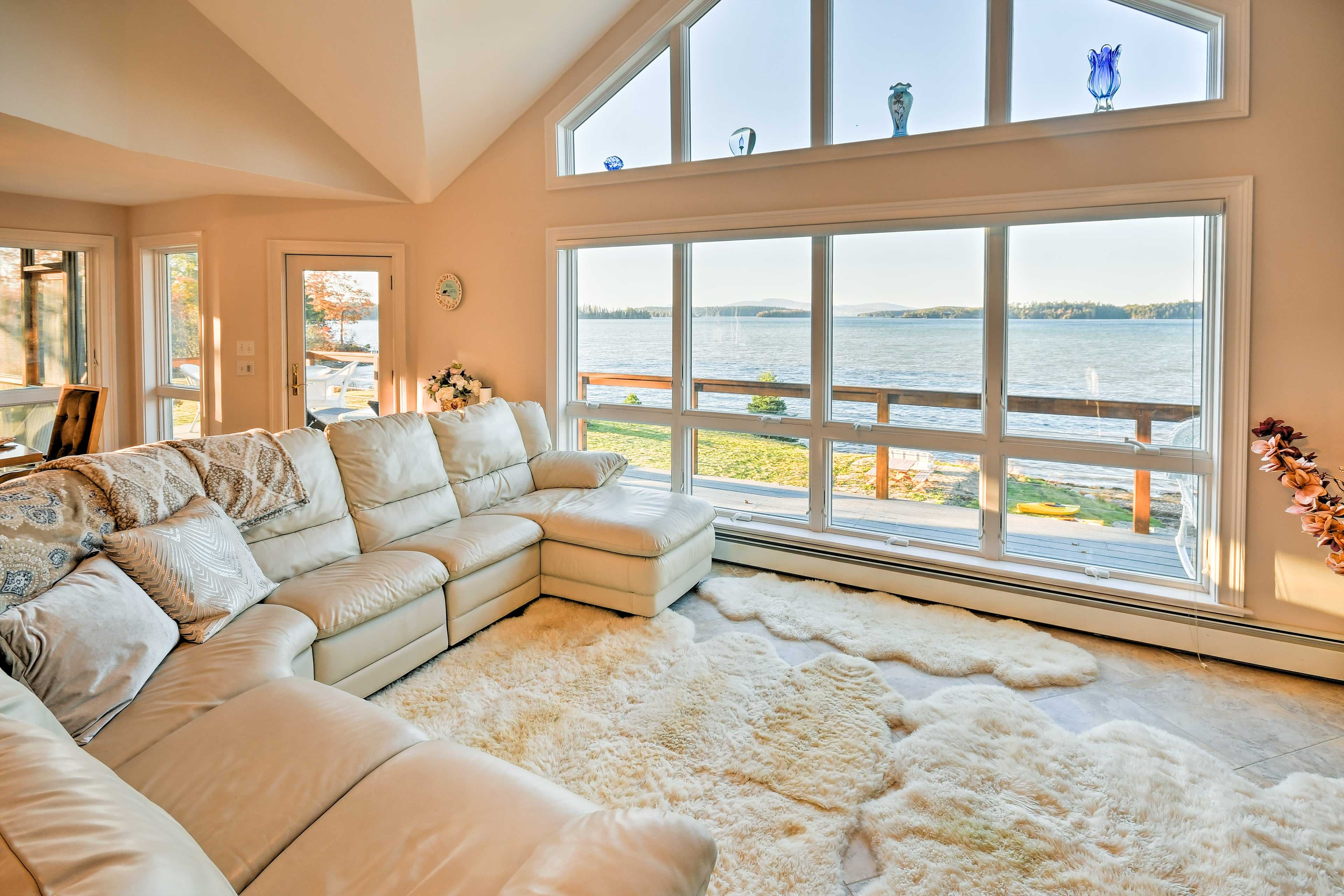 Stretch out and relax in 3,000 square feet of lavish living space.
