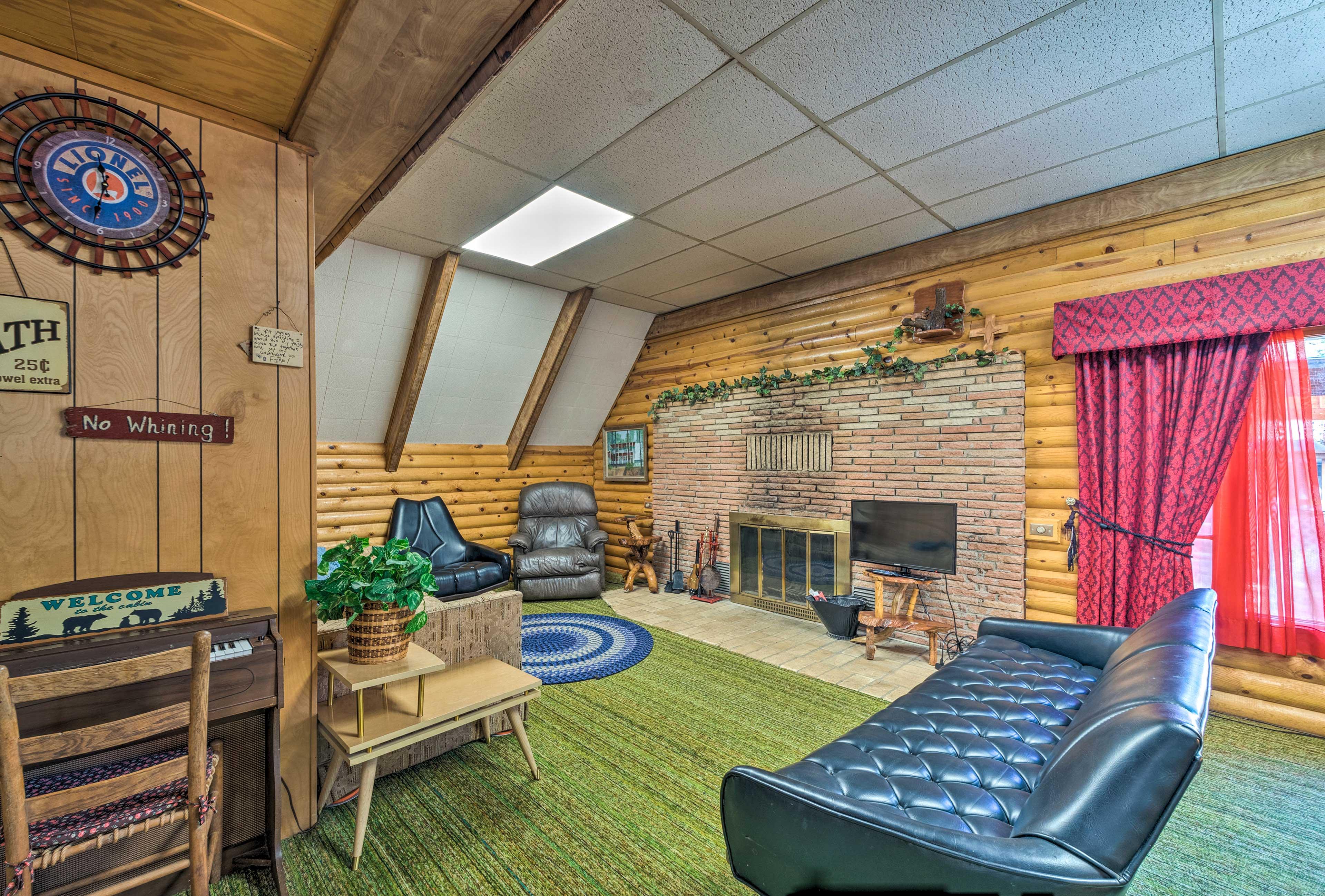 Living Room | Air Conditoning