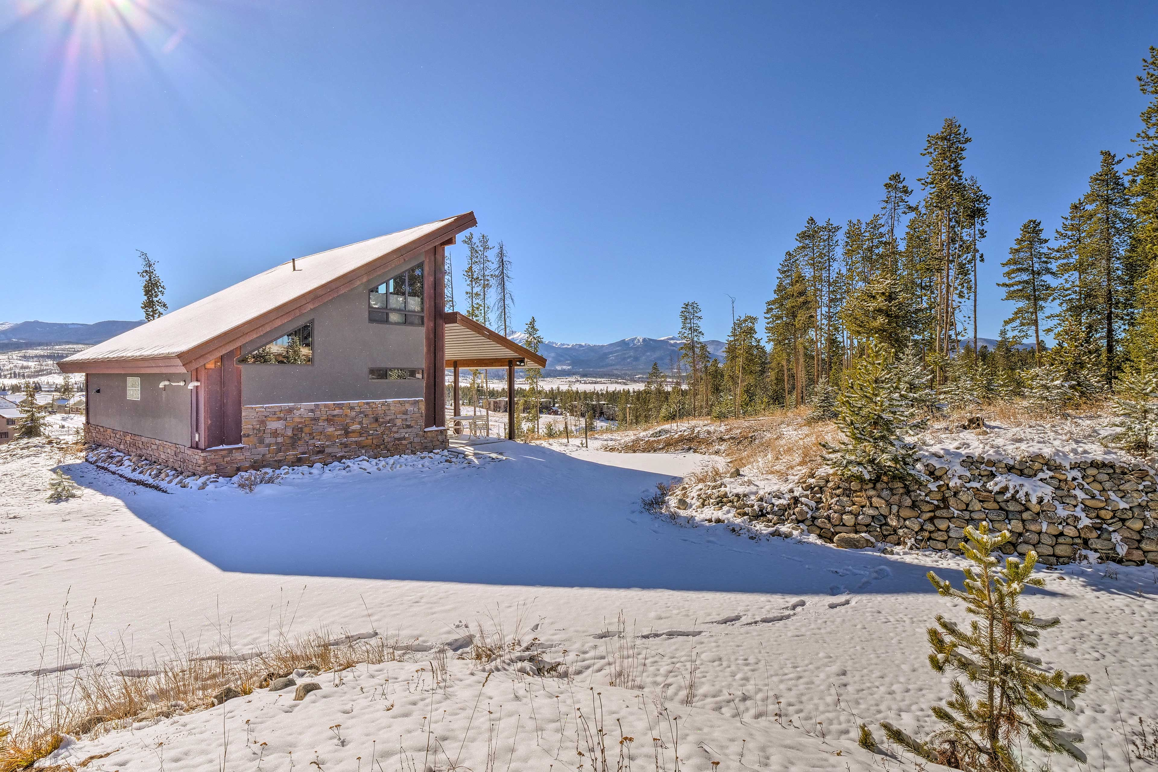 Fulfill your dream getaway while staying at this private Fraser vacation rental!