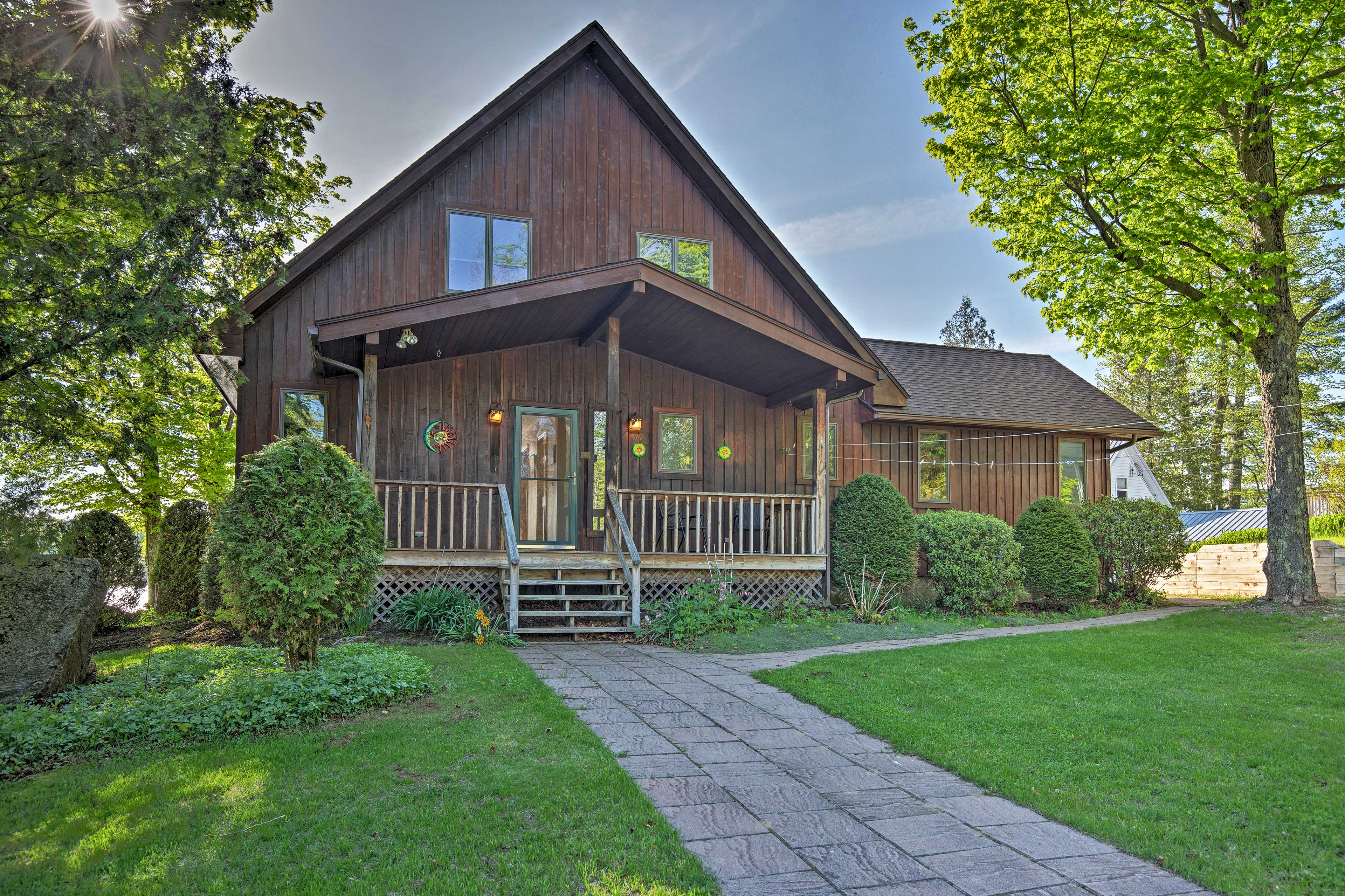 Make memories that will last a lifetime at this charming home.