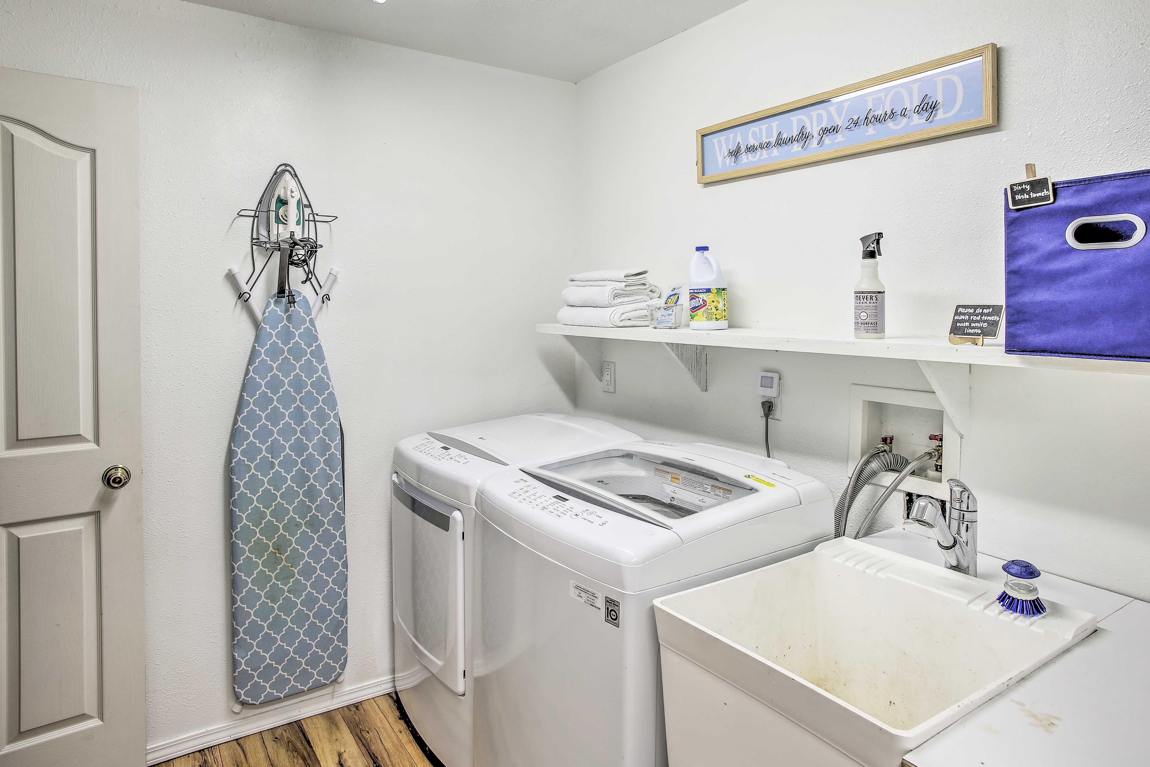 In-Unit Laundry Machines