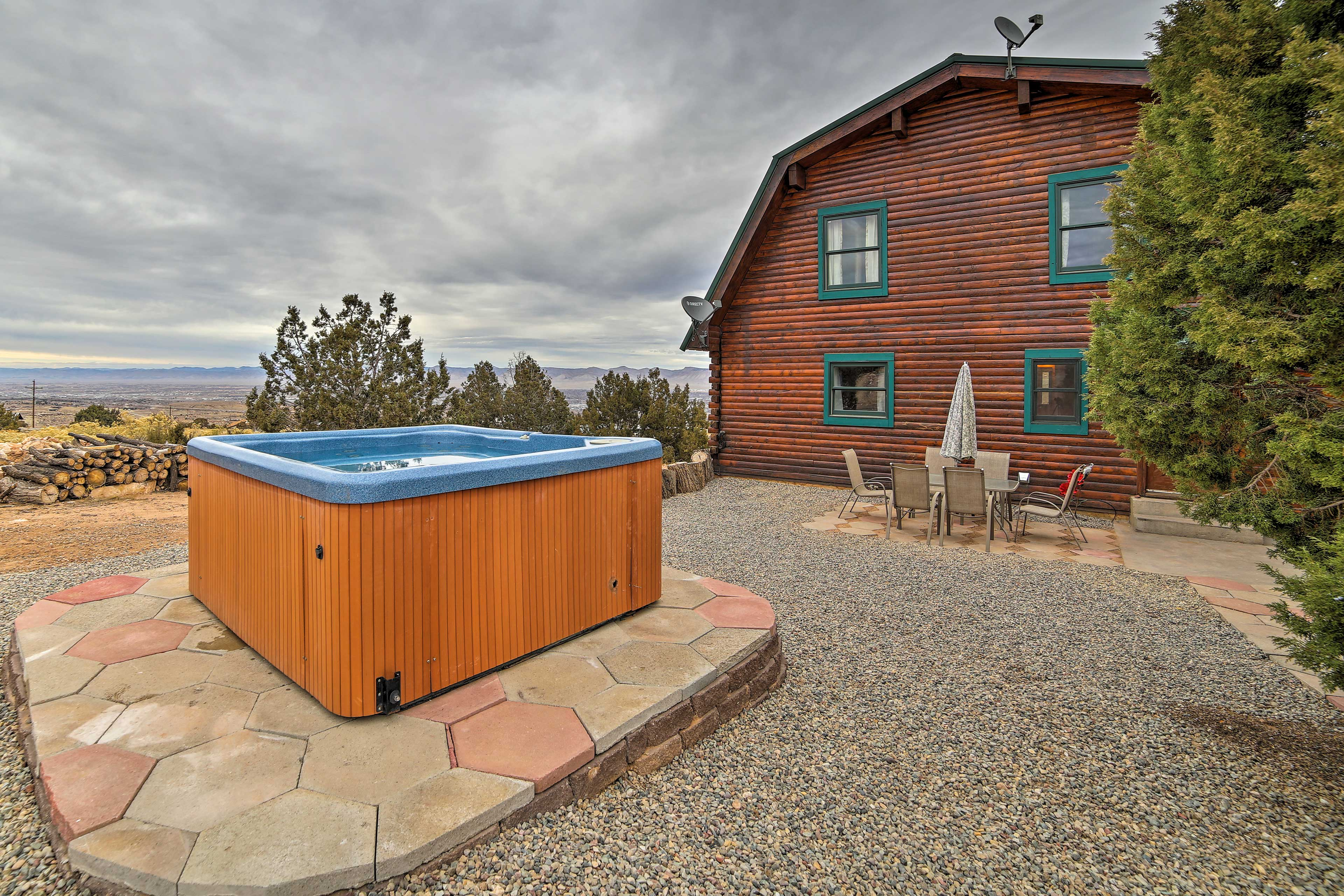 Escape to the Colorado countryside and stay at this vacation rental house!