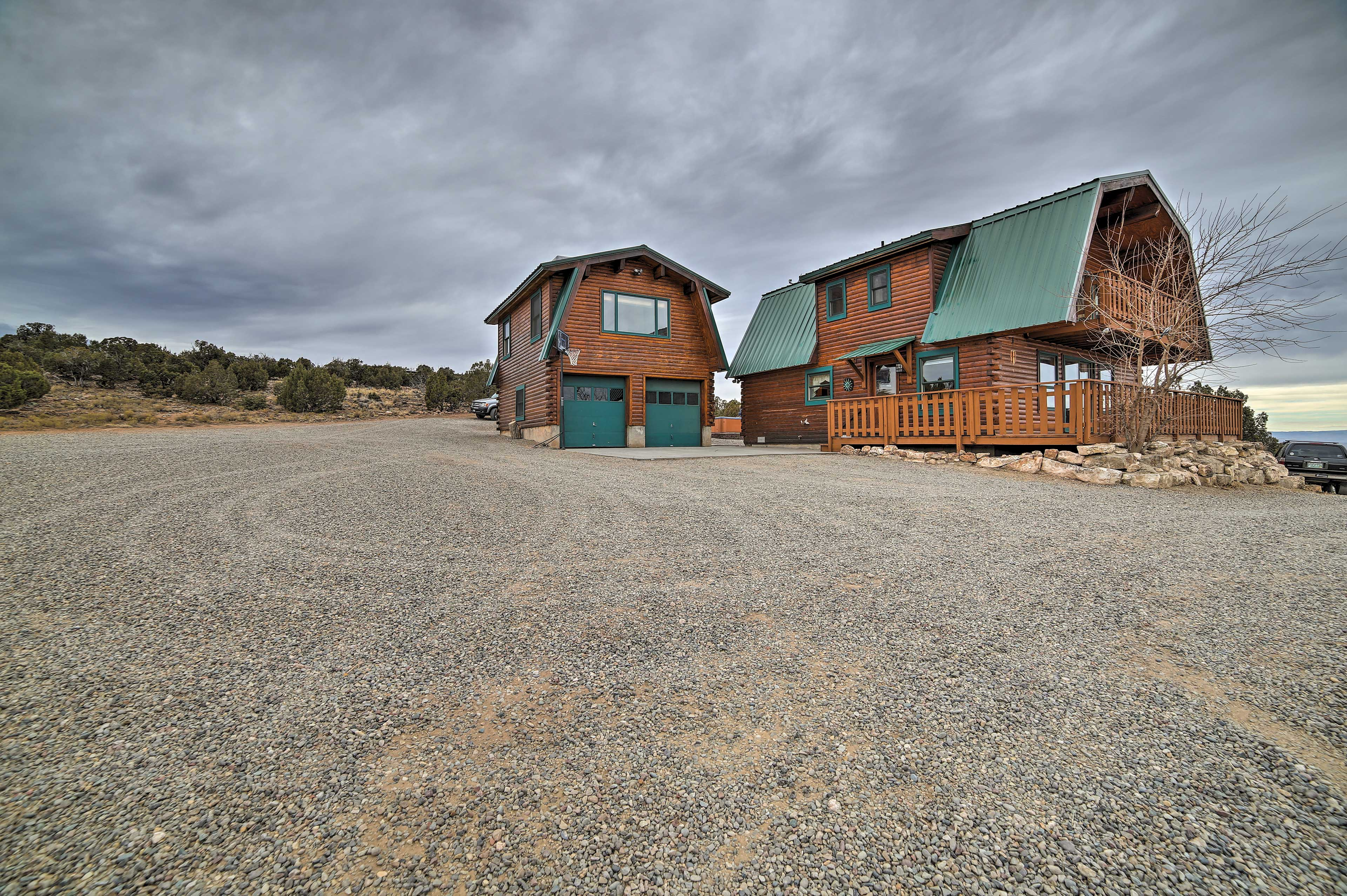 This mountain house is the perfect destination for your next Colorado escape.