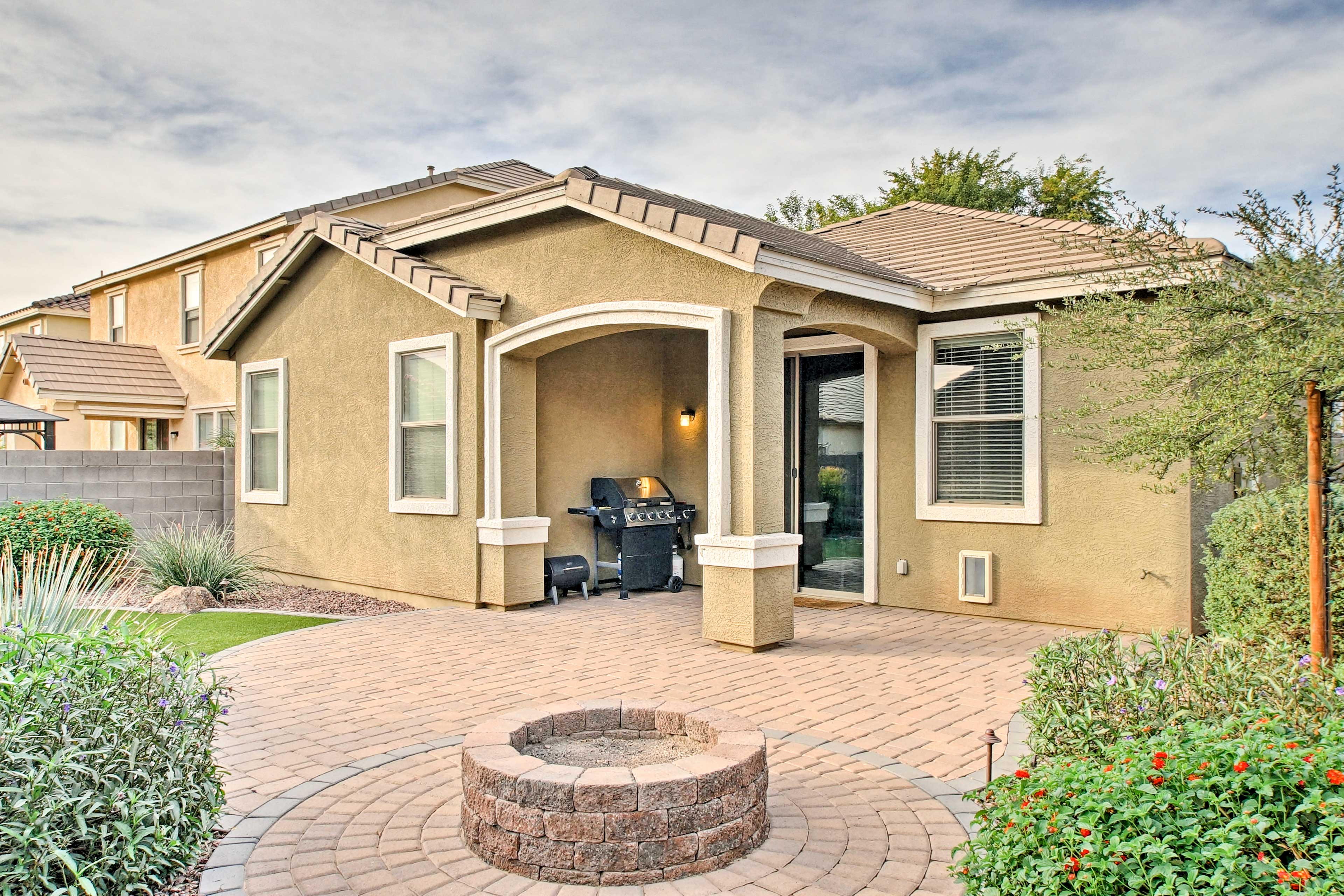 Relax and recharge when you stay at this 2-bed, 2-bath vacation rental house!