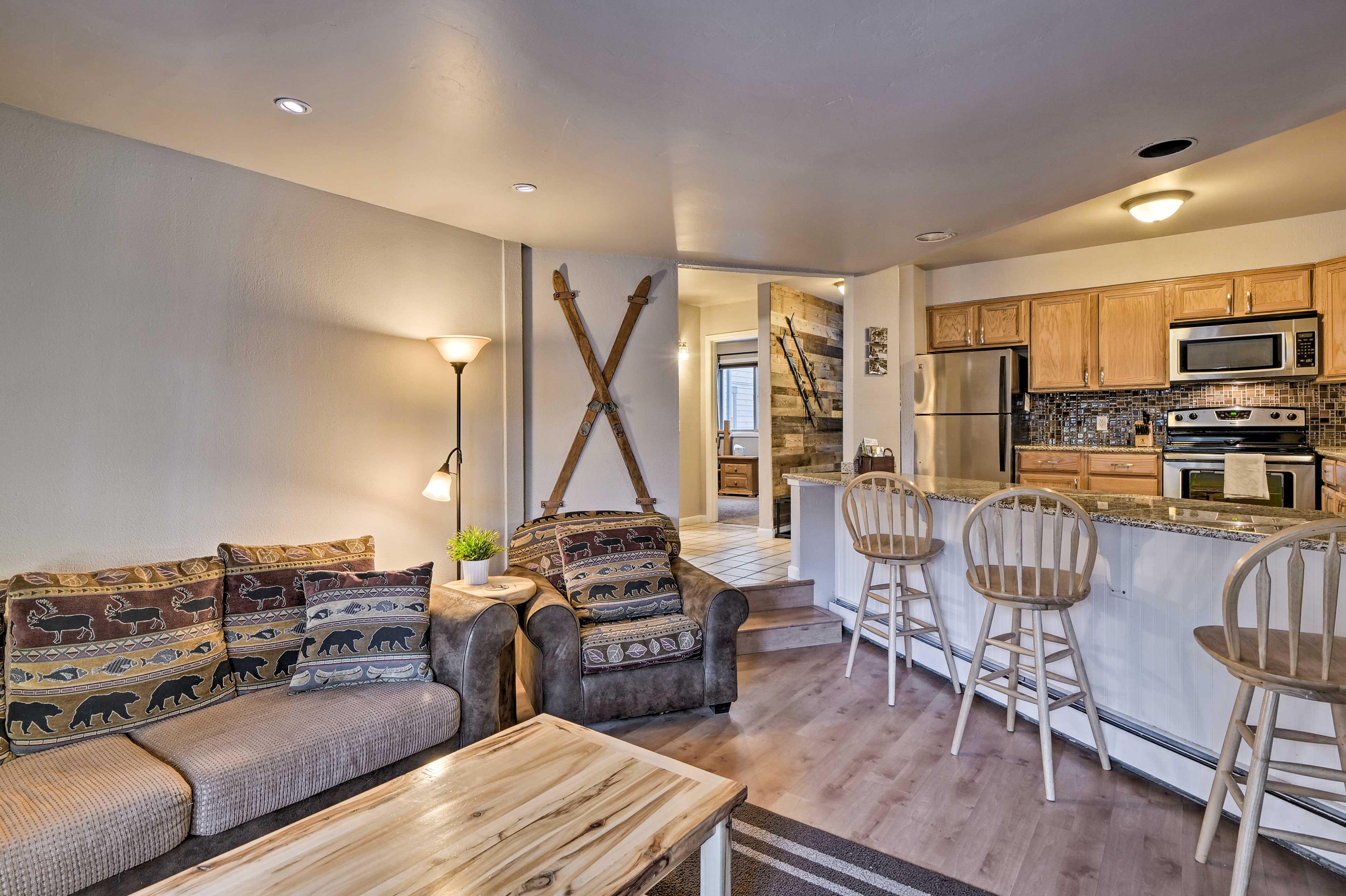 Breckenridge Vacation Rental   Condo   2BR   2BA   800 Sq Ft