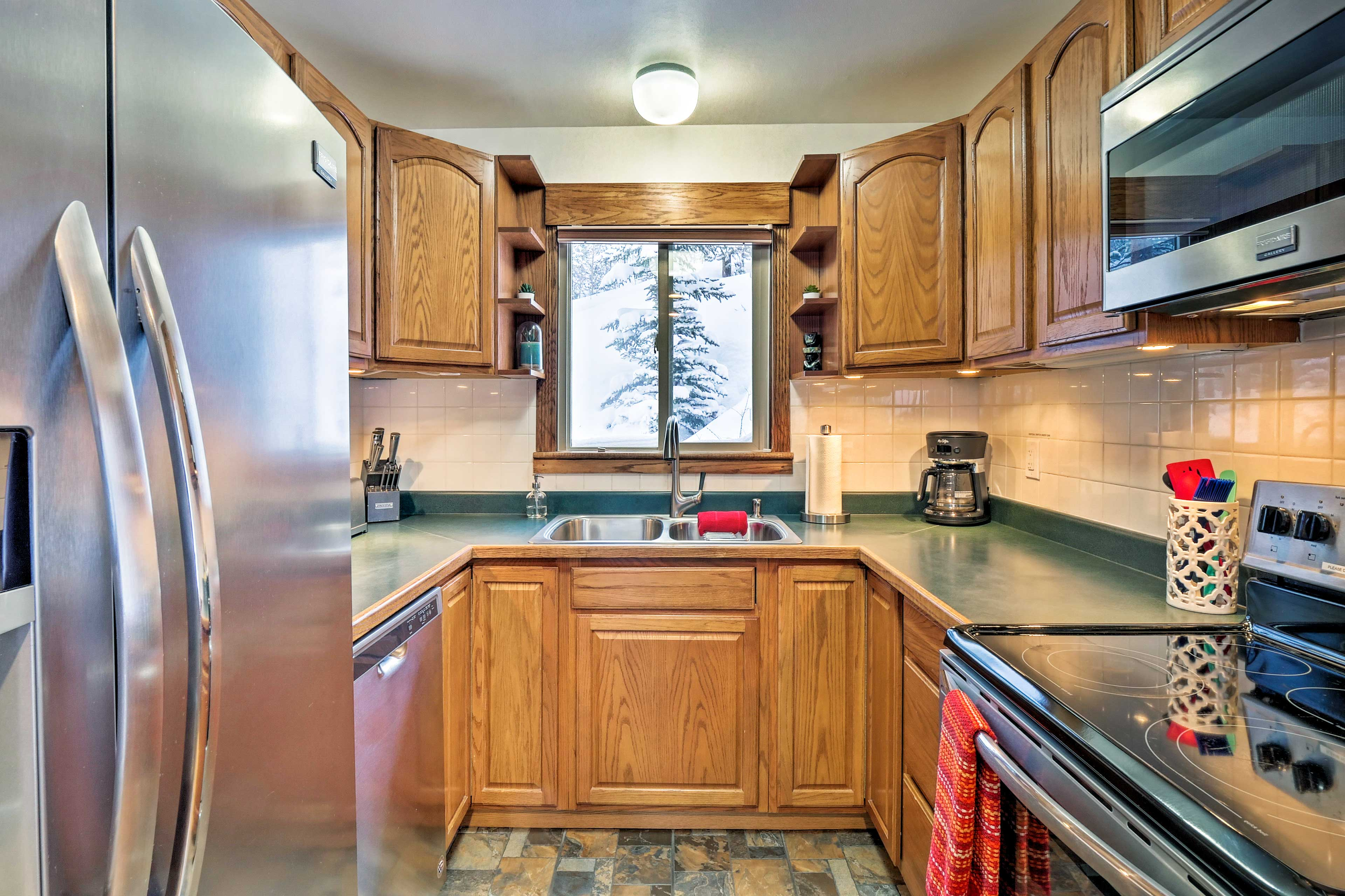 Kitchen | Fully Equipped | Drip Coffee Maker