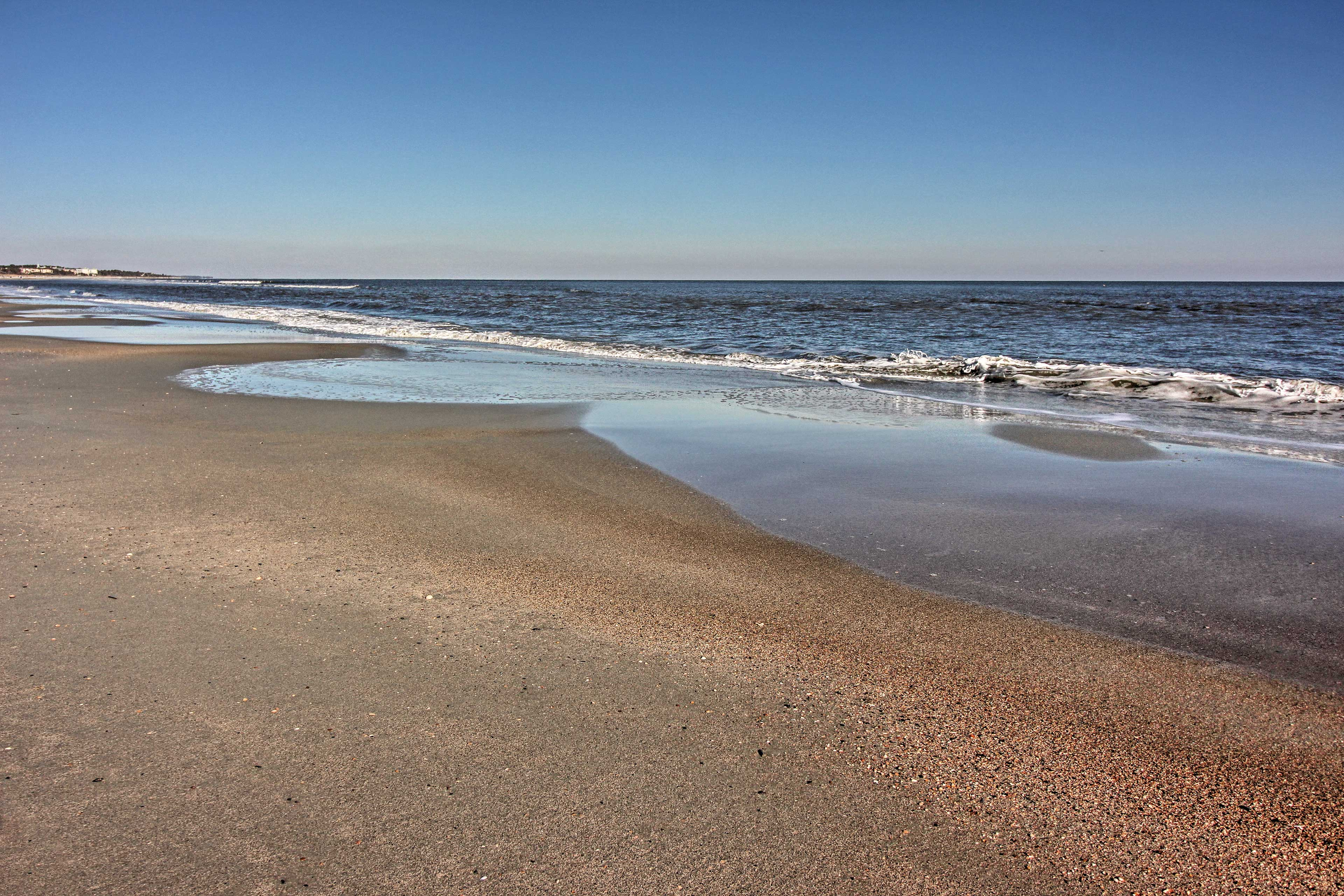 Breathe in the salty sea air and relax during your Hilton Head retreat.