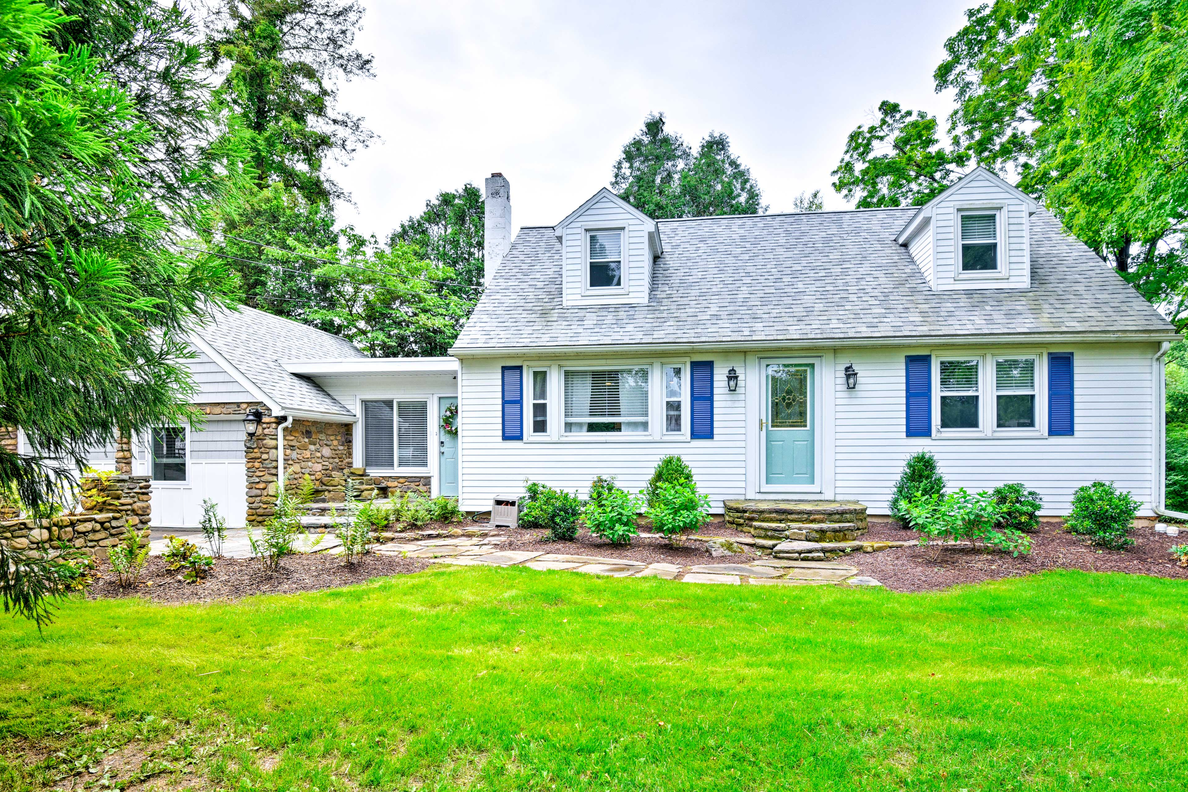 Plan the ultimate vacation at this 4BR, 2-bath Tannersville vacation rental!