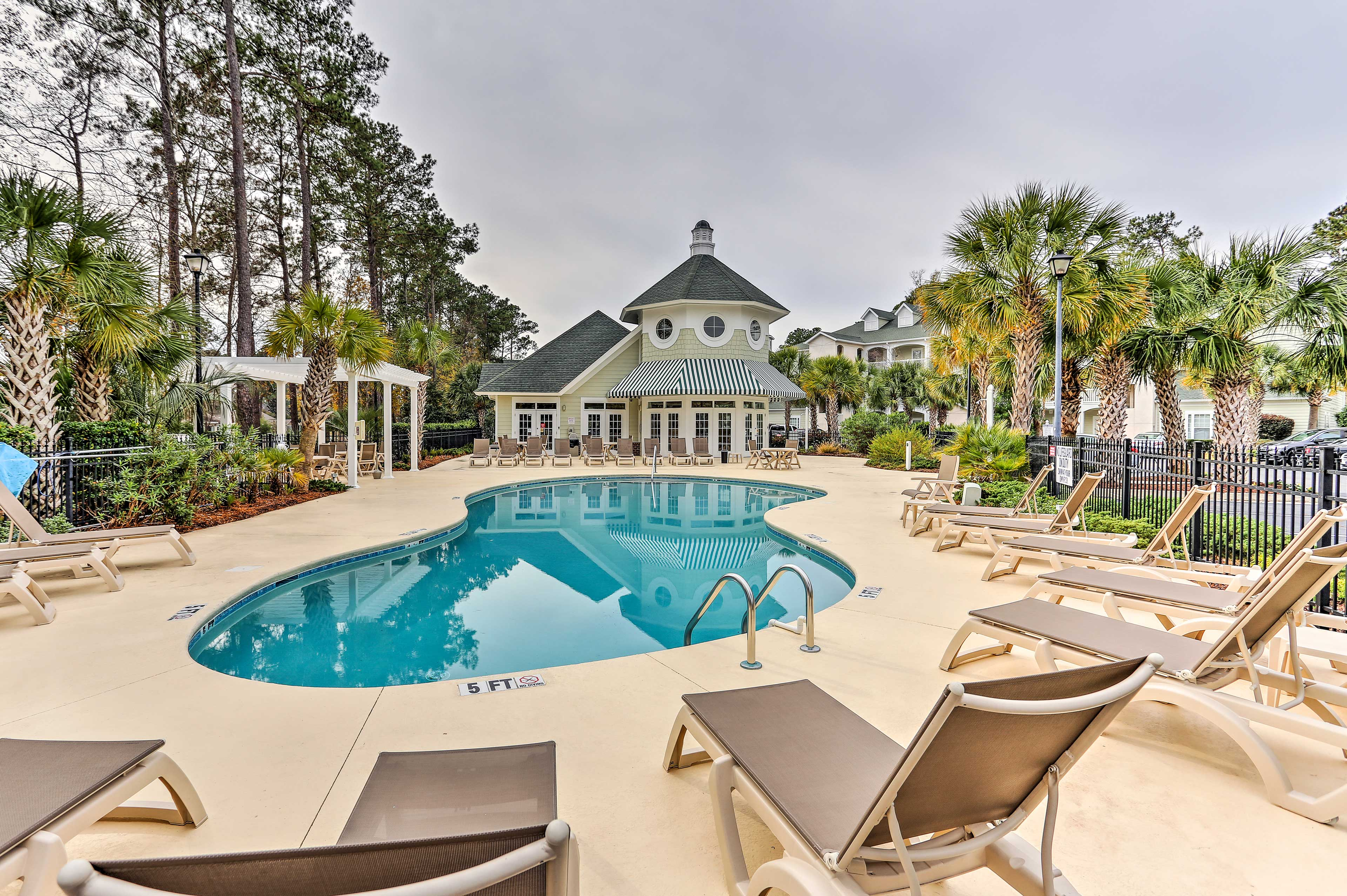 Discover your ideal Myrtle Beach destination at this upscale vacation rental condo!