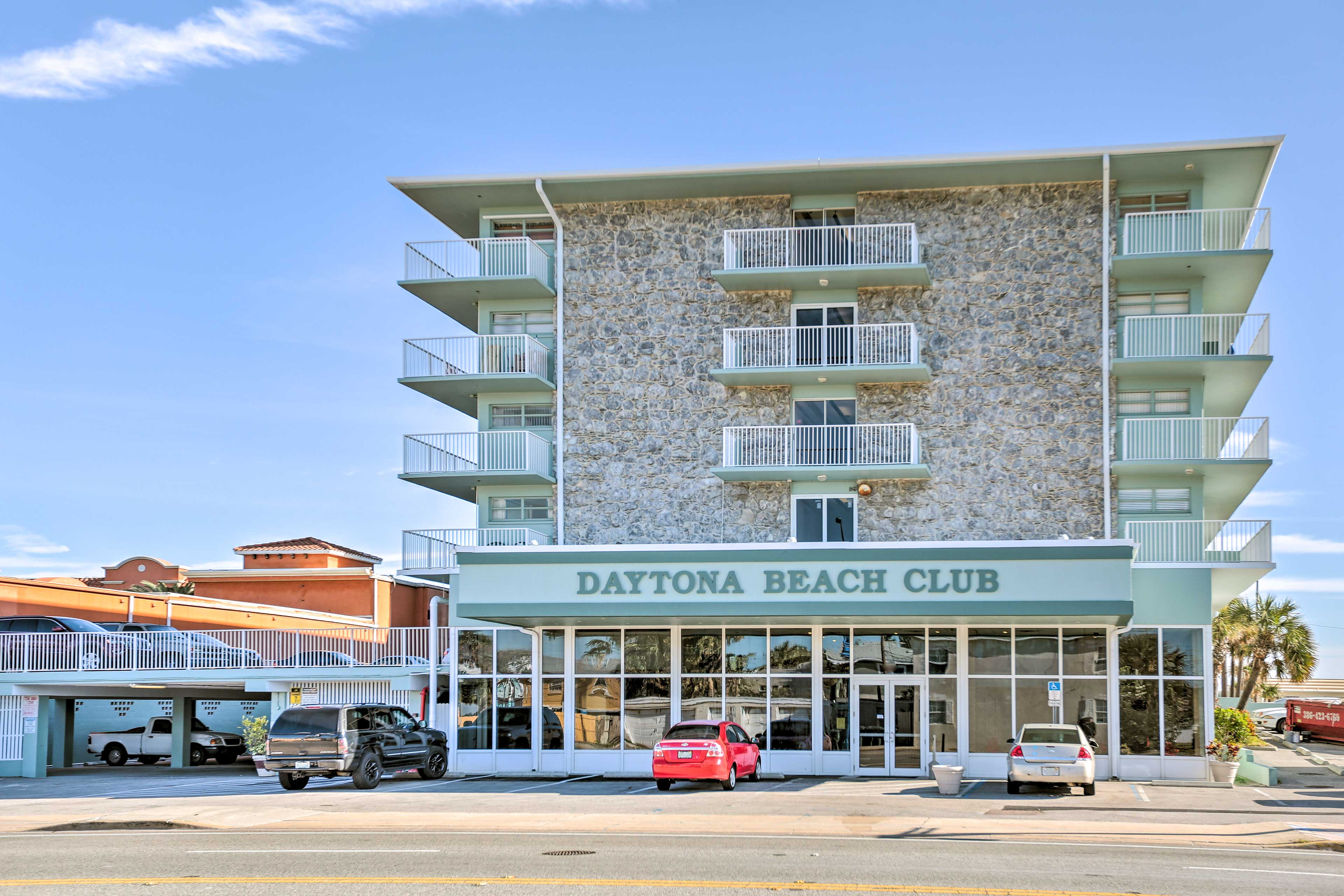 This Daytona Beach condo is the perfect place for your next coastal vacation!