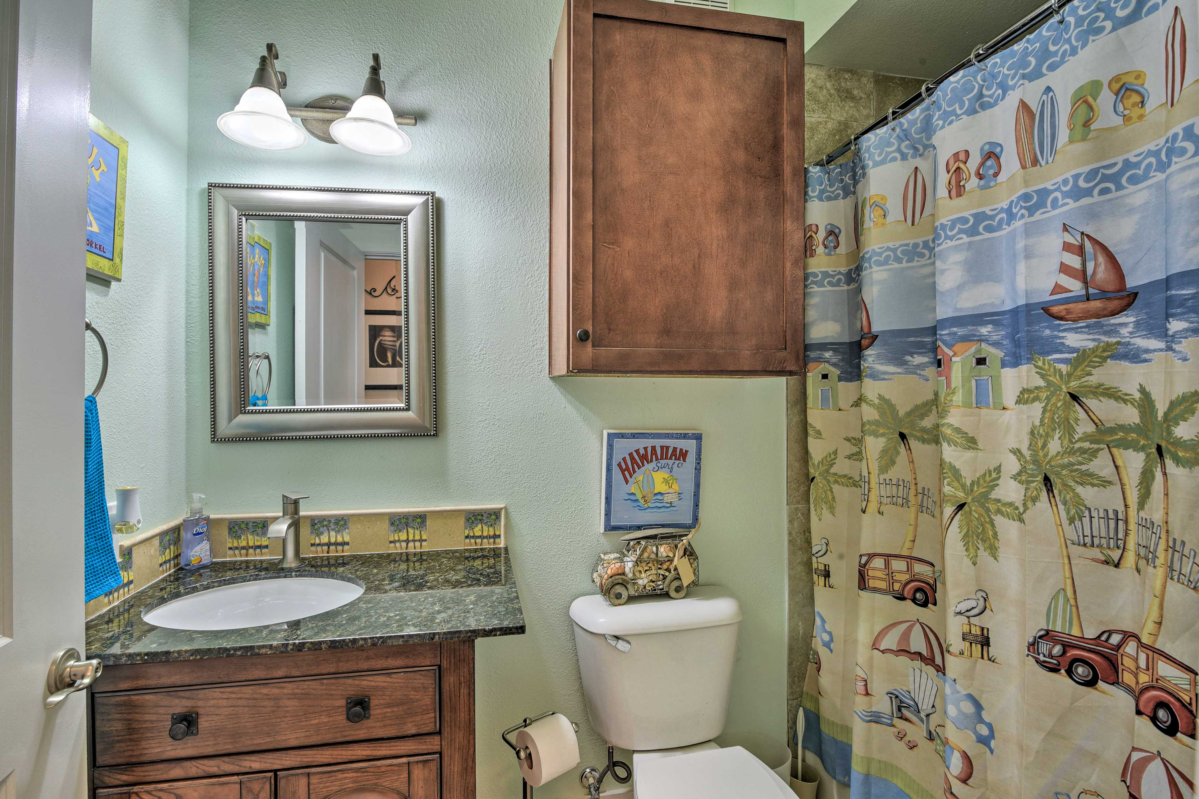The property features 3 full bathrooms.