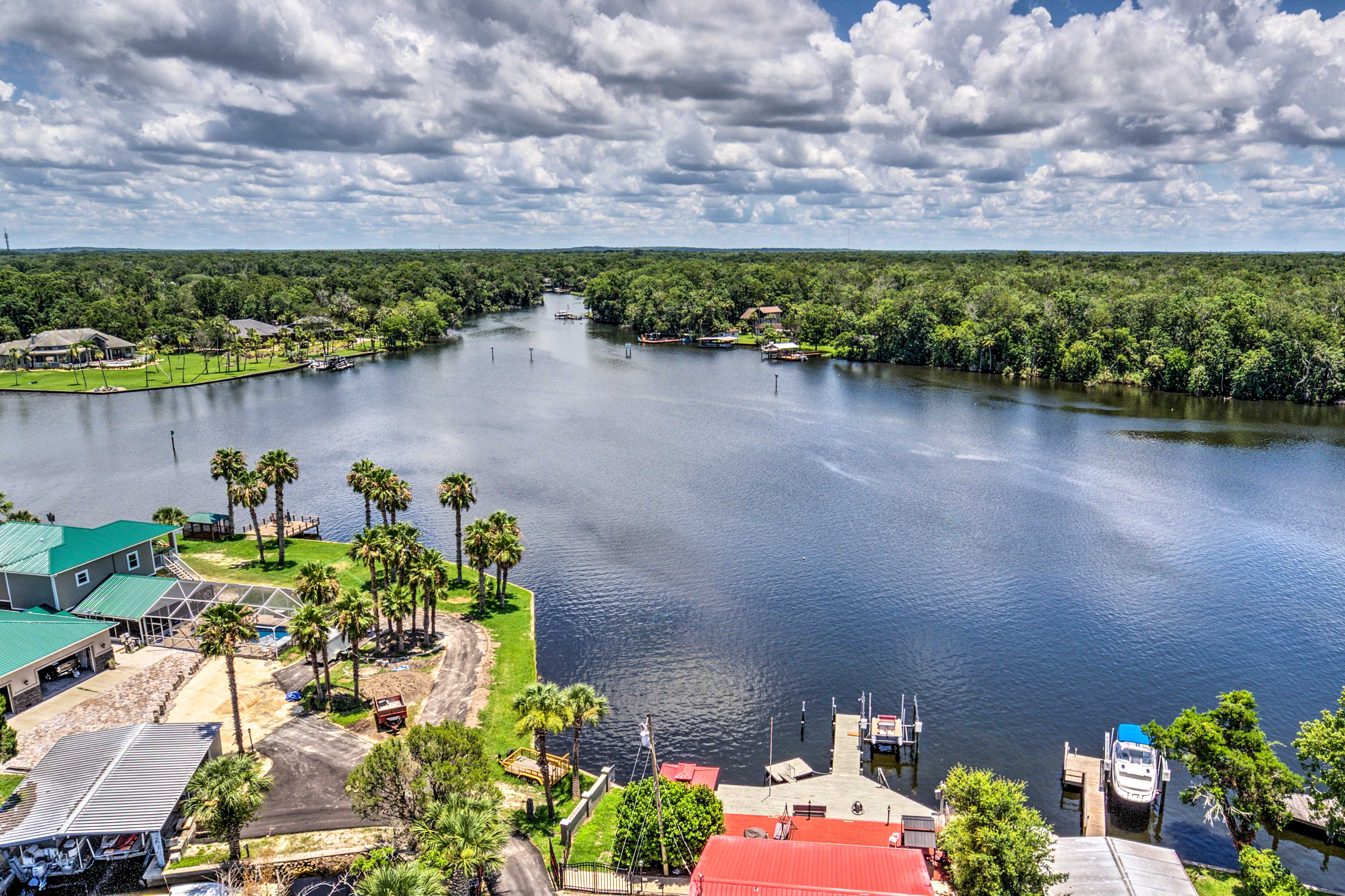 Endless aquatic attractions await!