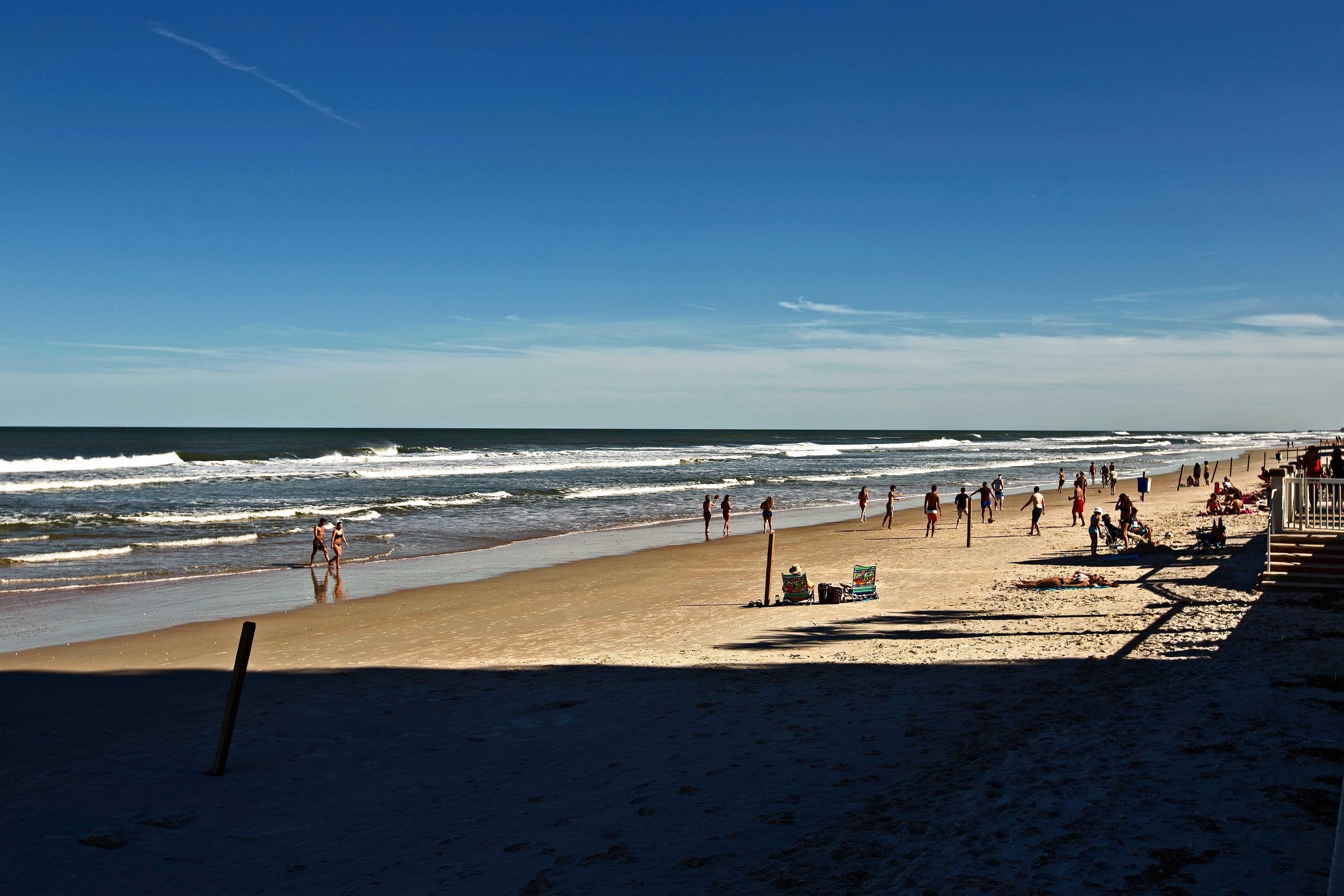 A beach getaway awaits!
