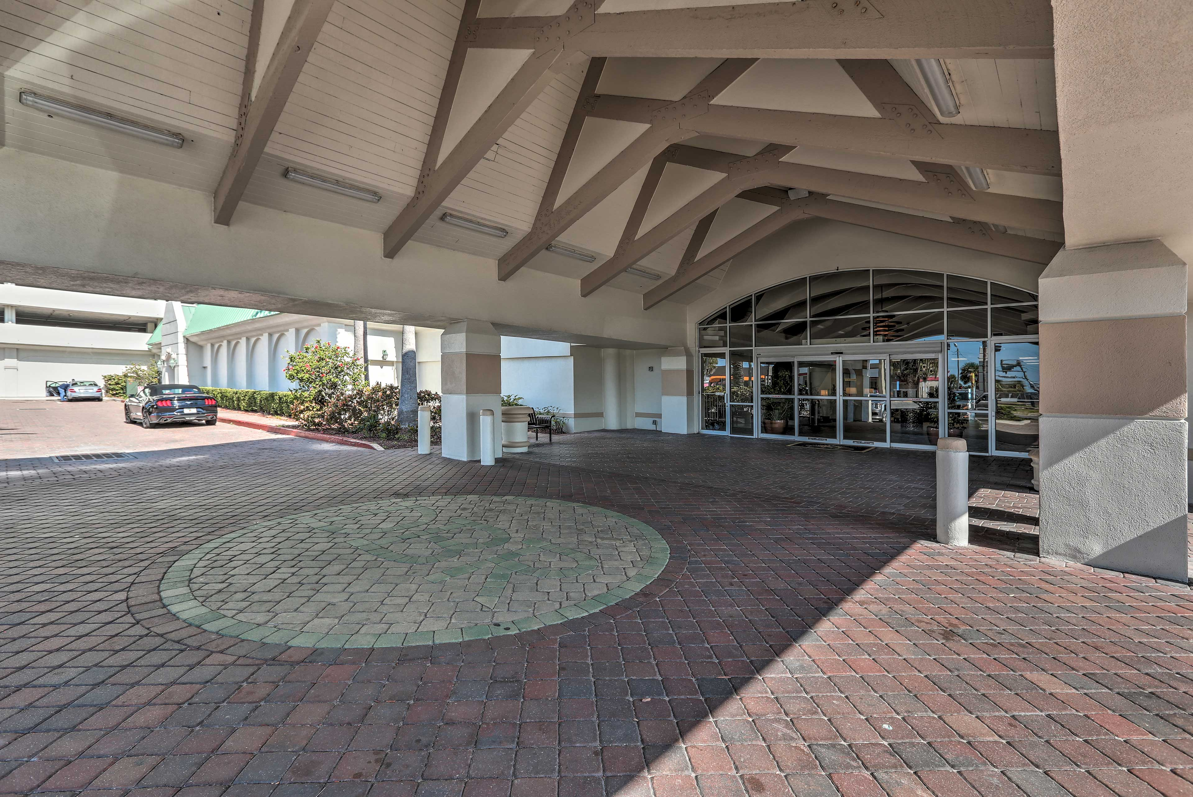 You'll love staying at the Daytona Beach Resort!