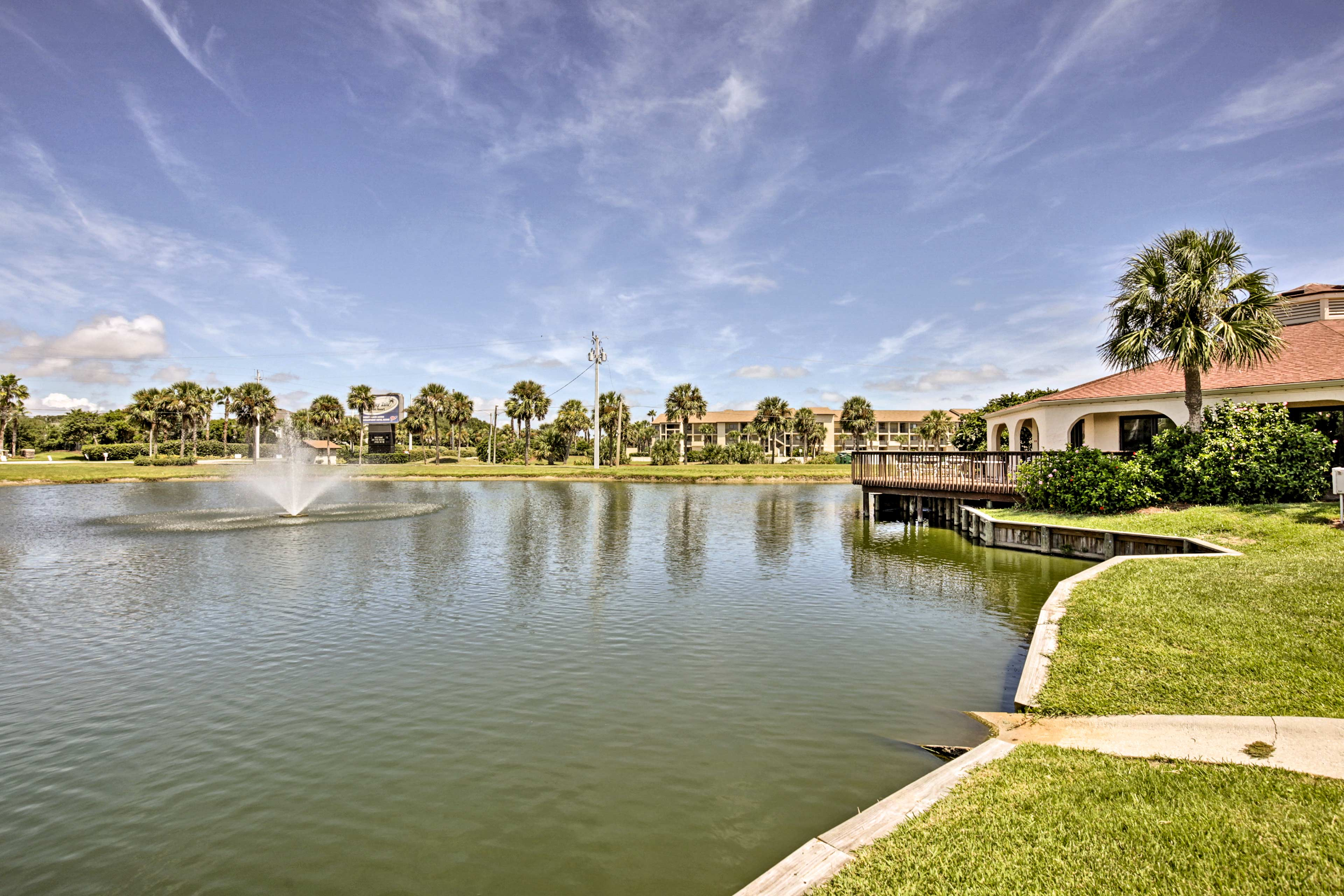 Make memories that will last a lifetime at this beautiful St. Augustine condo!