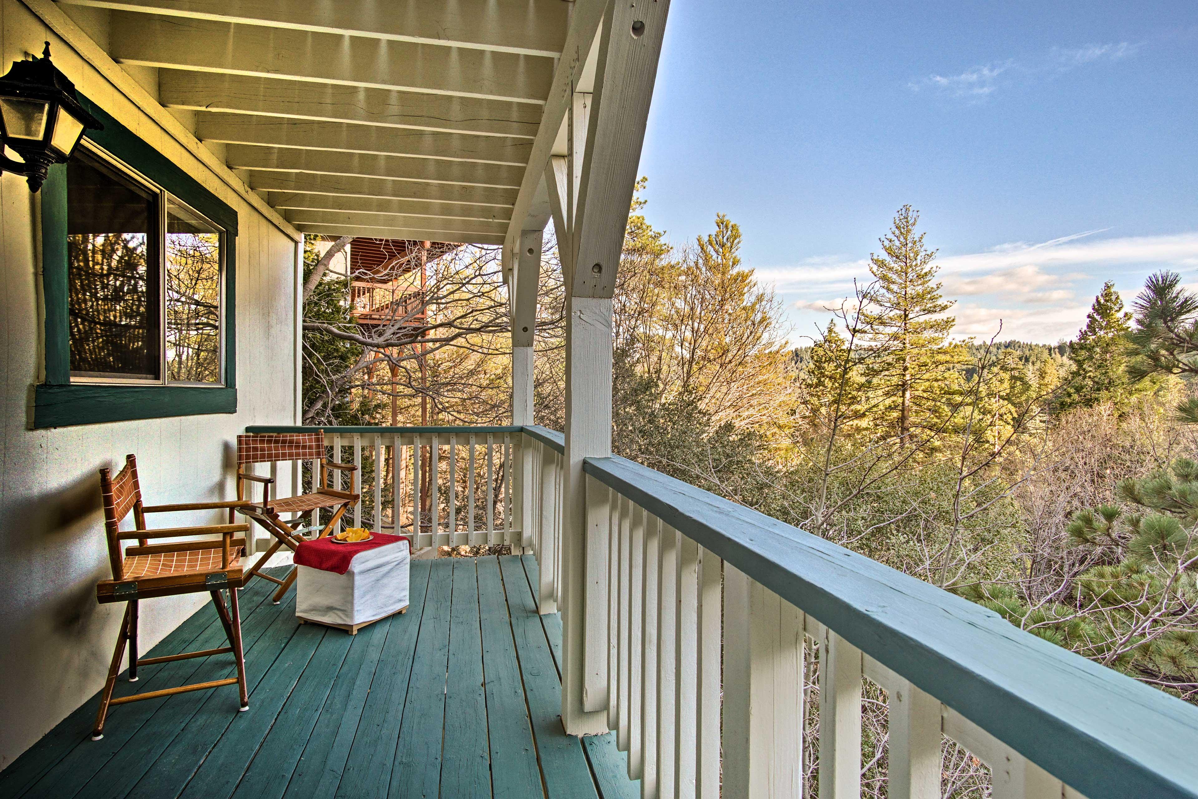 Make this property your next California mountain retreat.