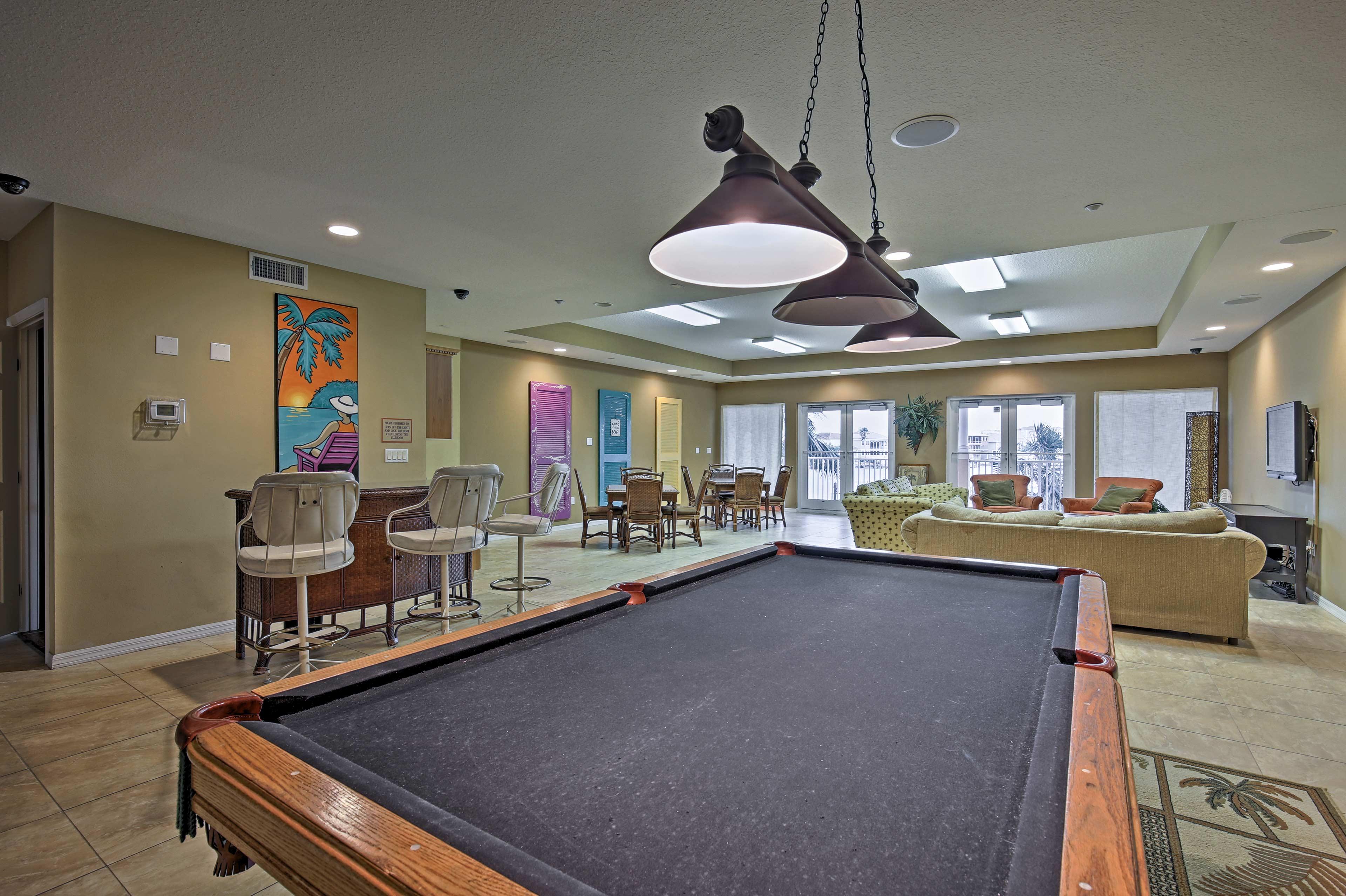 Harborview Grande | Game Room