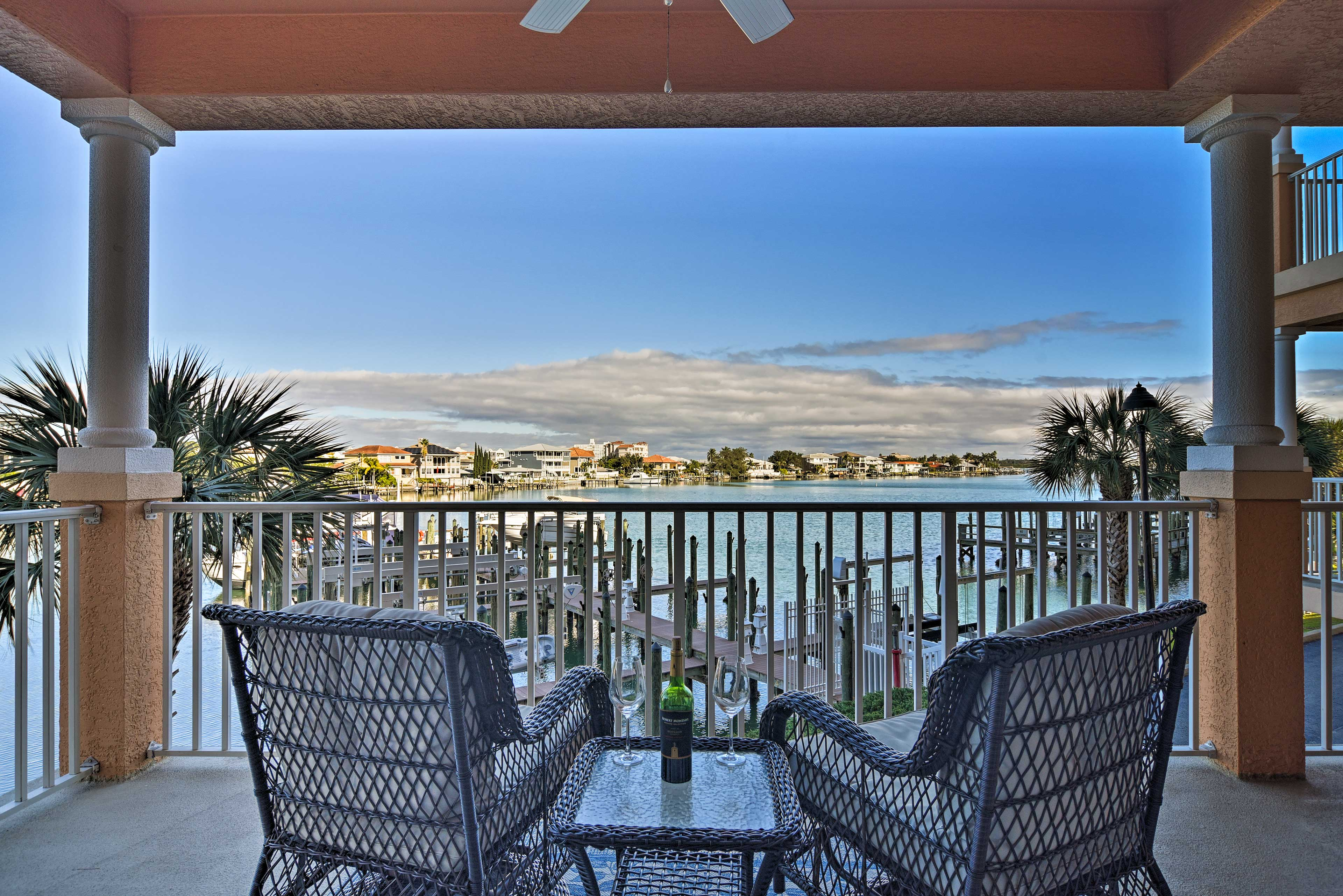 Clearwater Vacation Rental | Condo | 3BR | 2BA | 1,824 Sq Ft