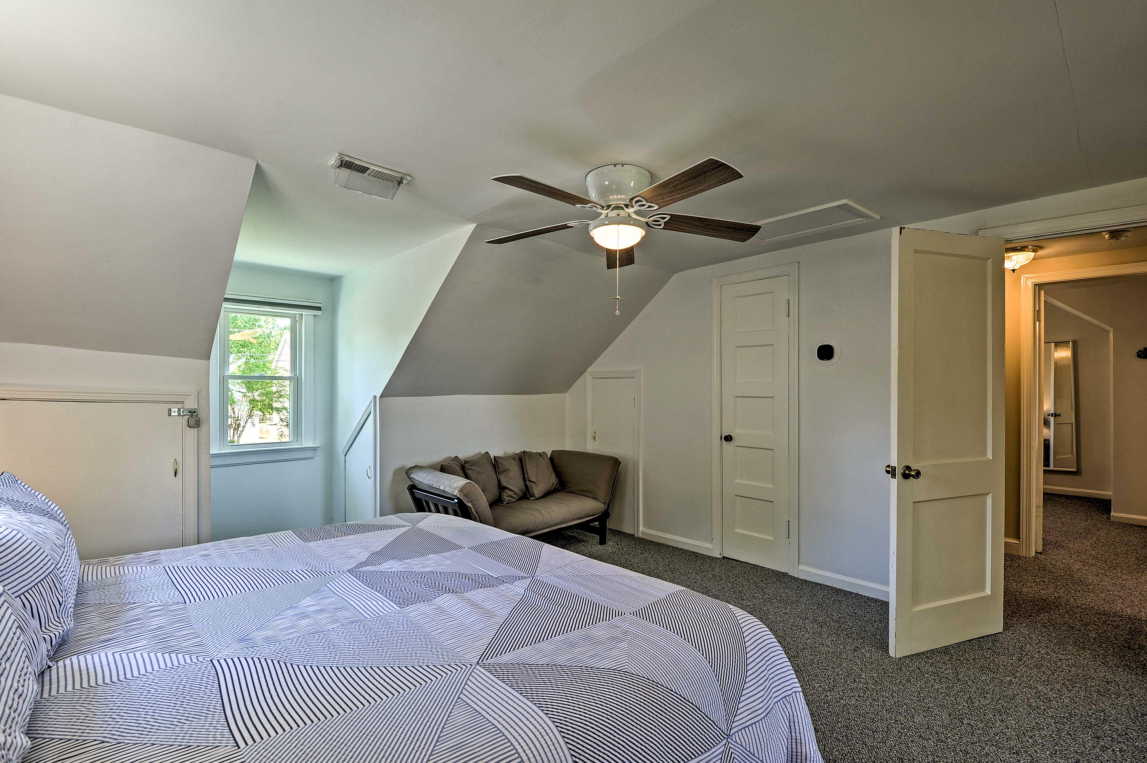 Bedroom 1   Linens Provided