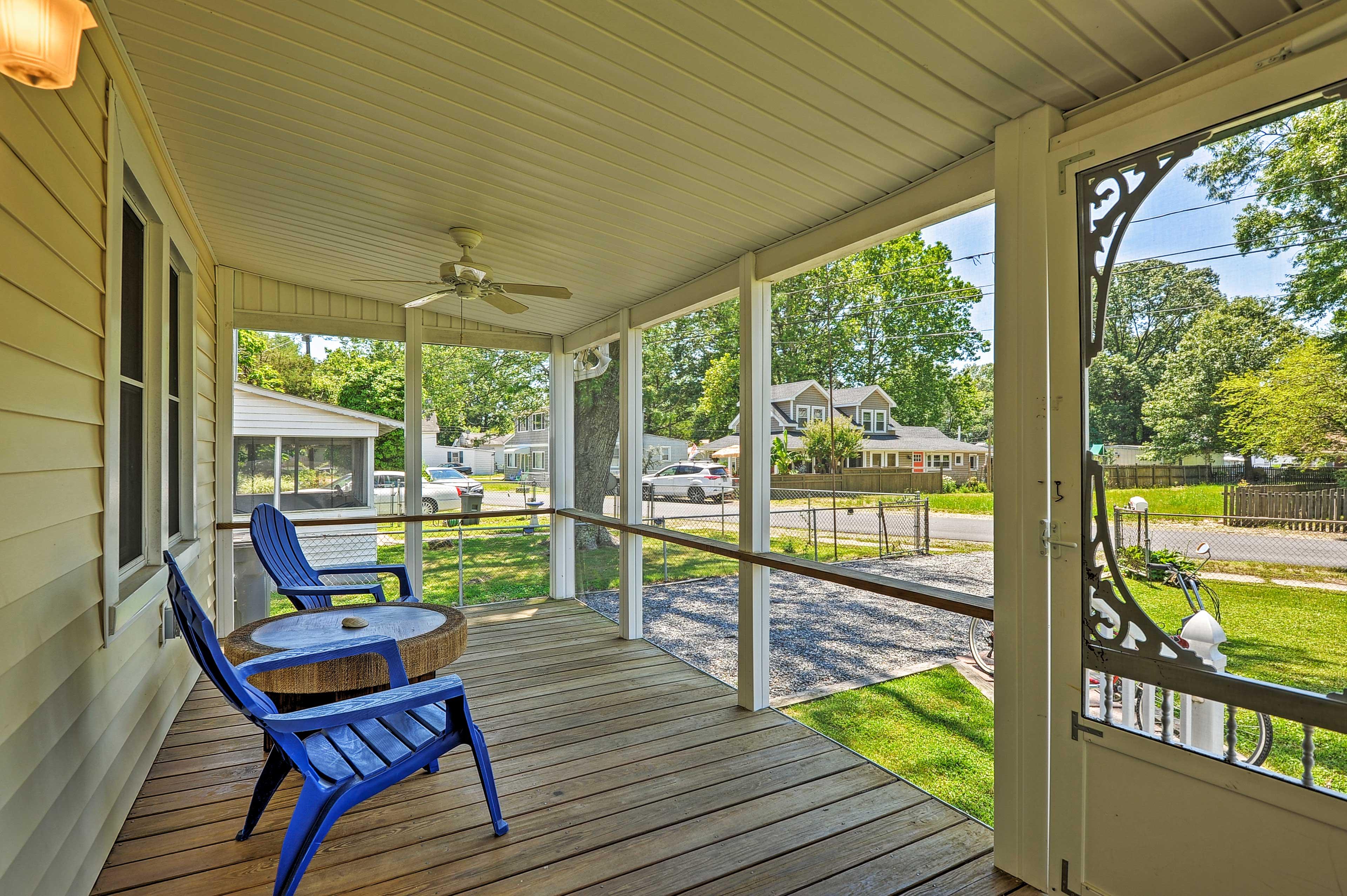 Porch   Furnished