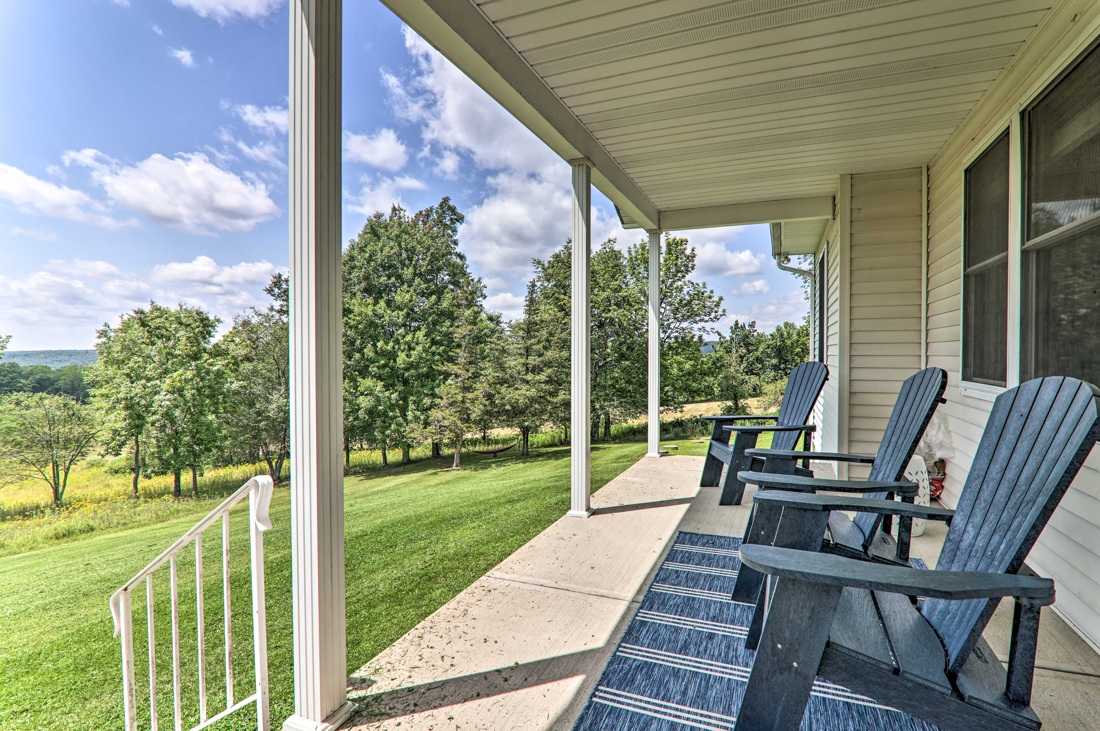 Union Dale Vacation Rental   3BR   2BA   2,175 Sq Ft   1 Story