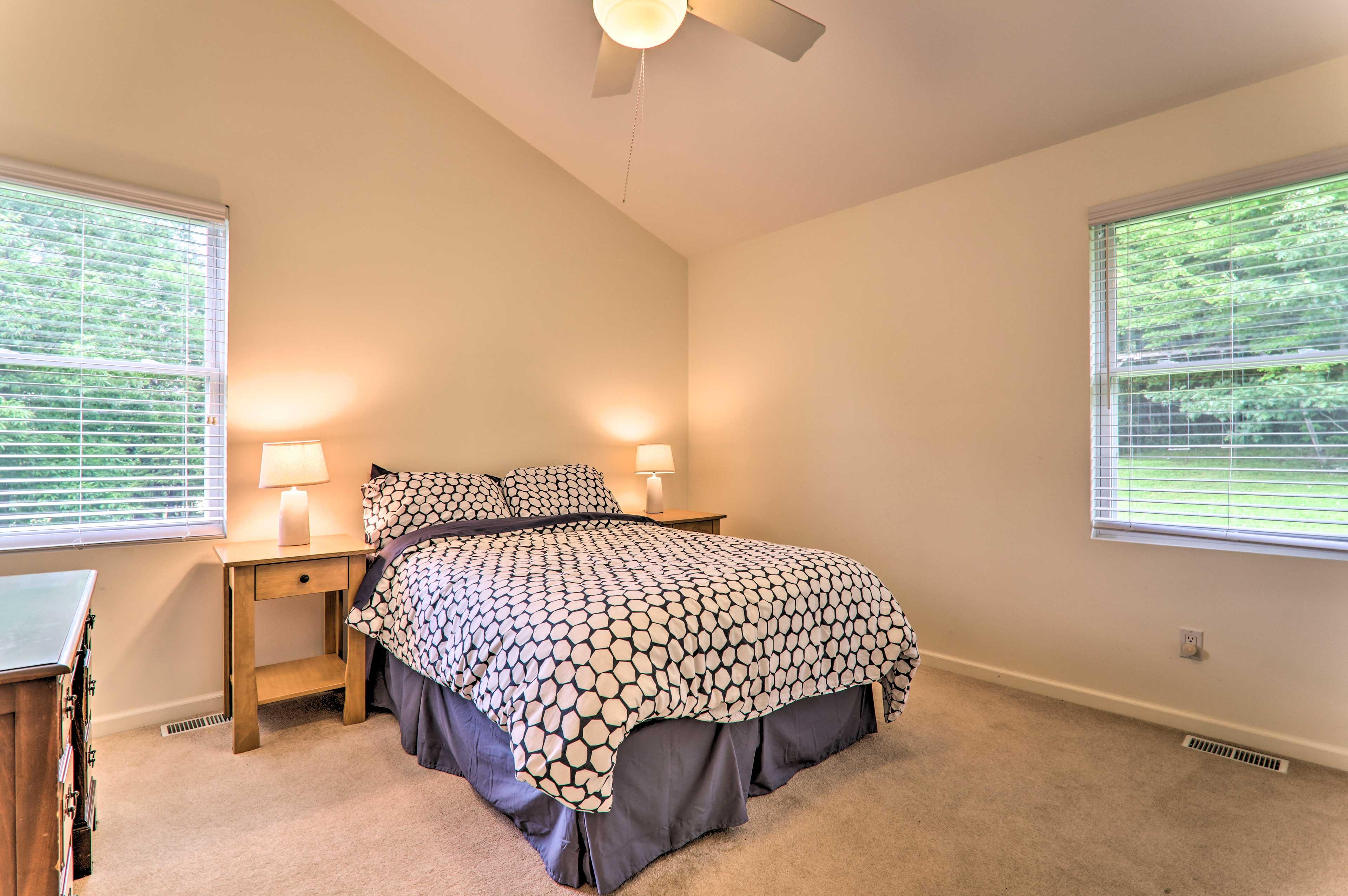 Bedroom 3   Full Bed   1st Floor