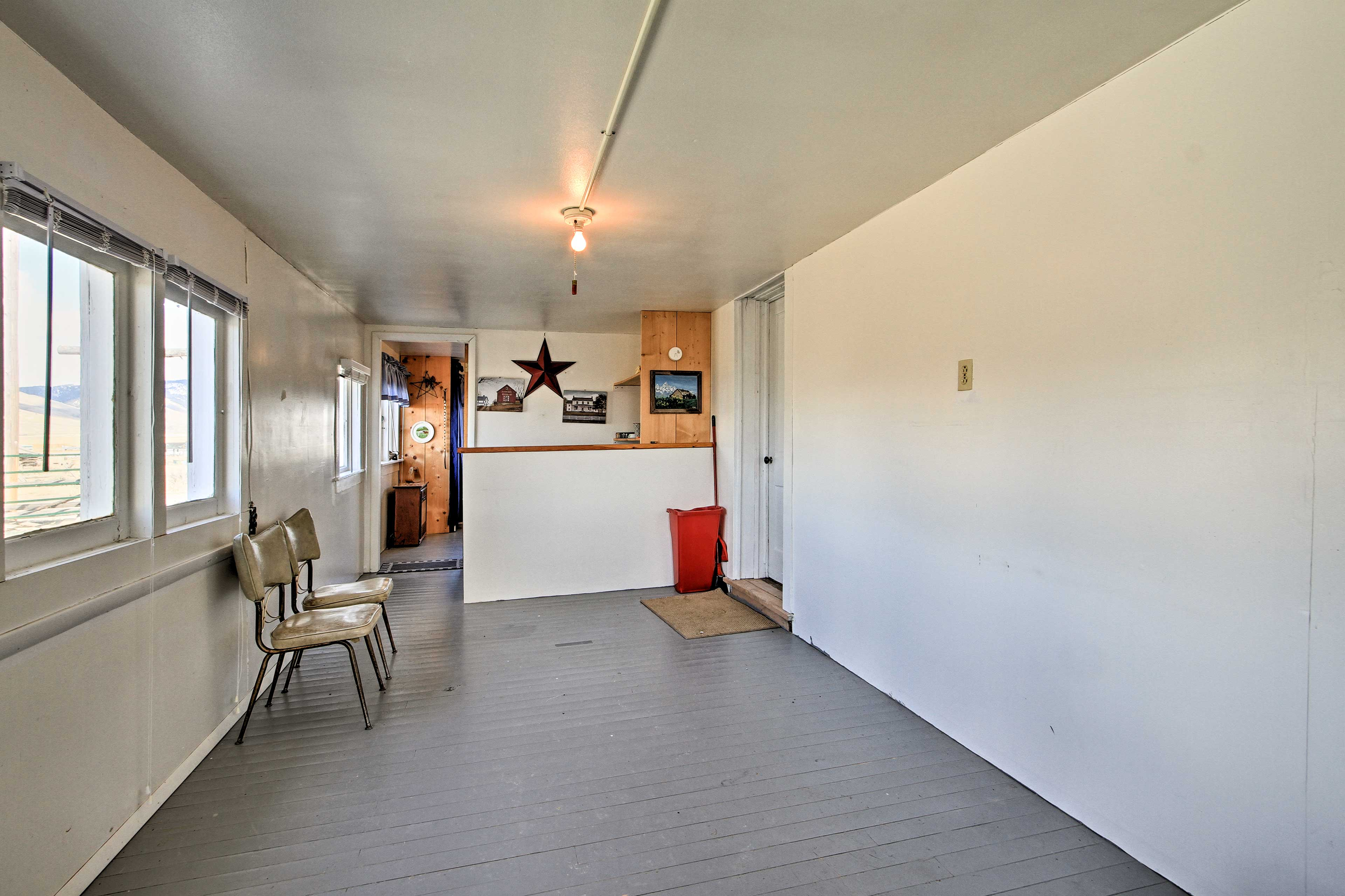 Host the party of the year at this spacious abode!