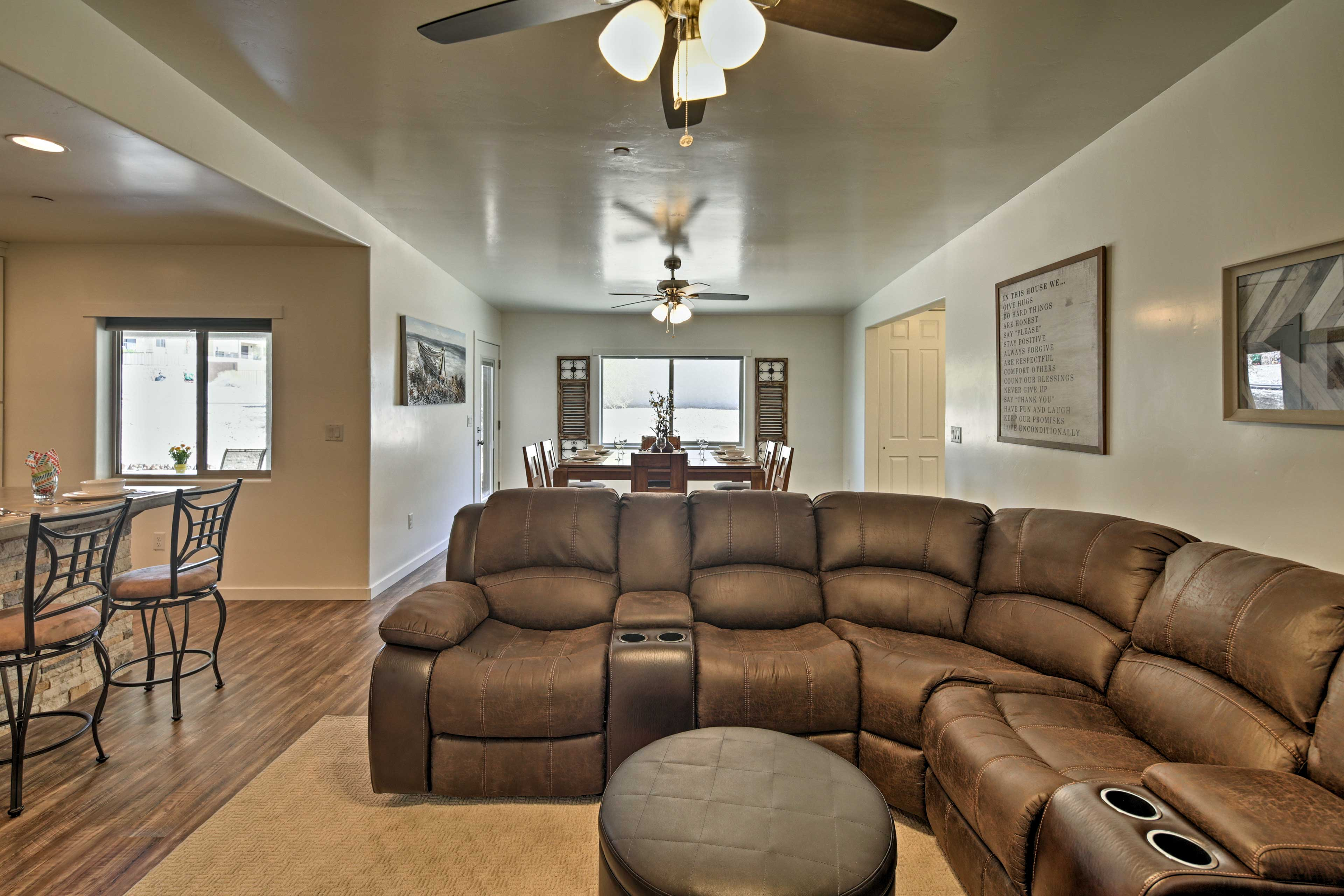Brand new furnishings can be found throughout the entire home!