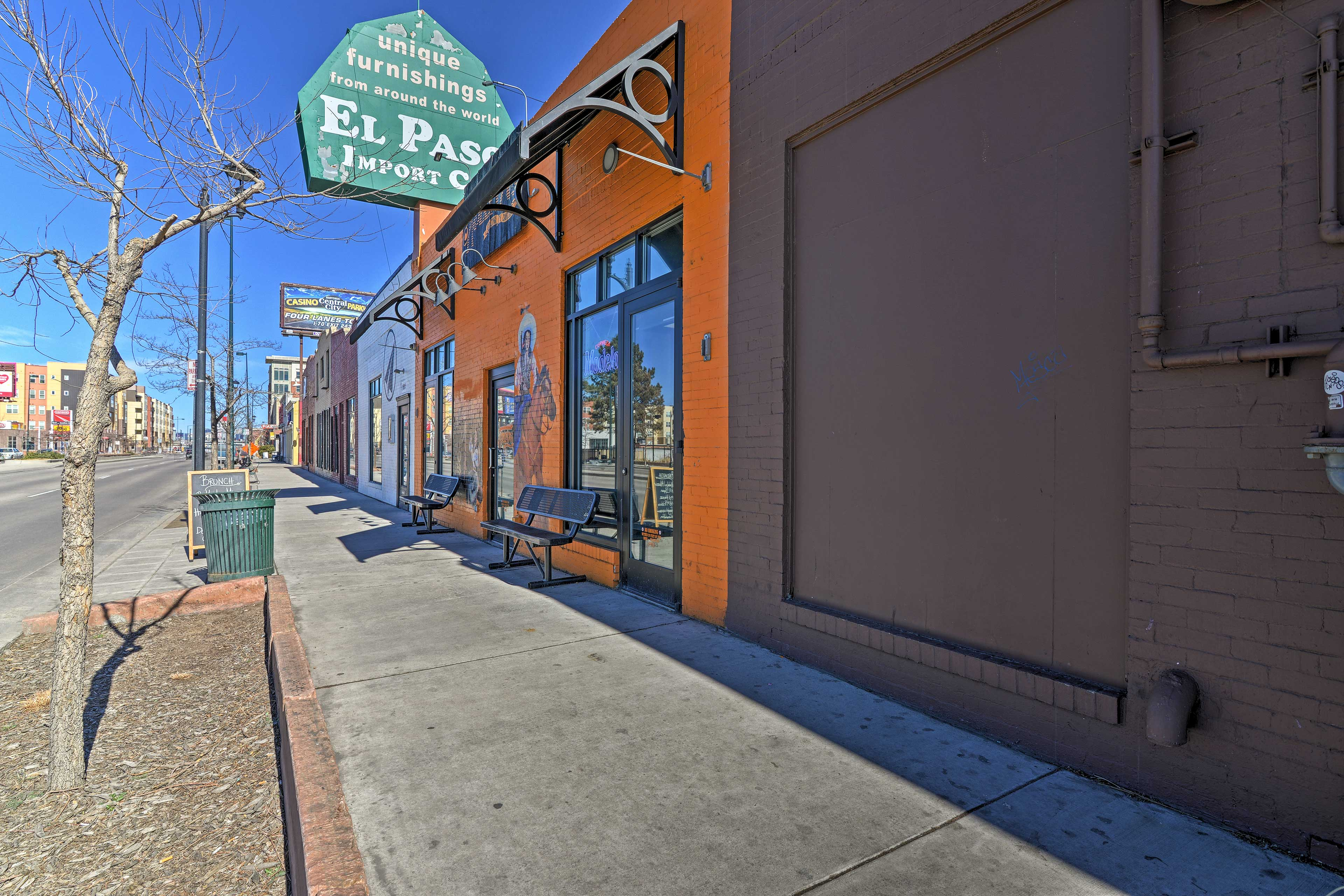 This is the perfect home-away-from-home to explore Denver!