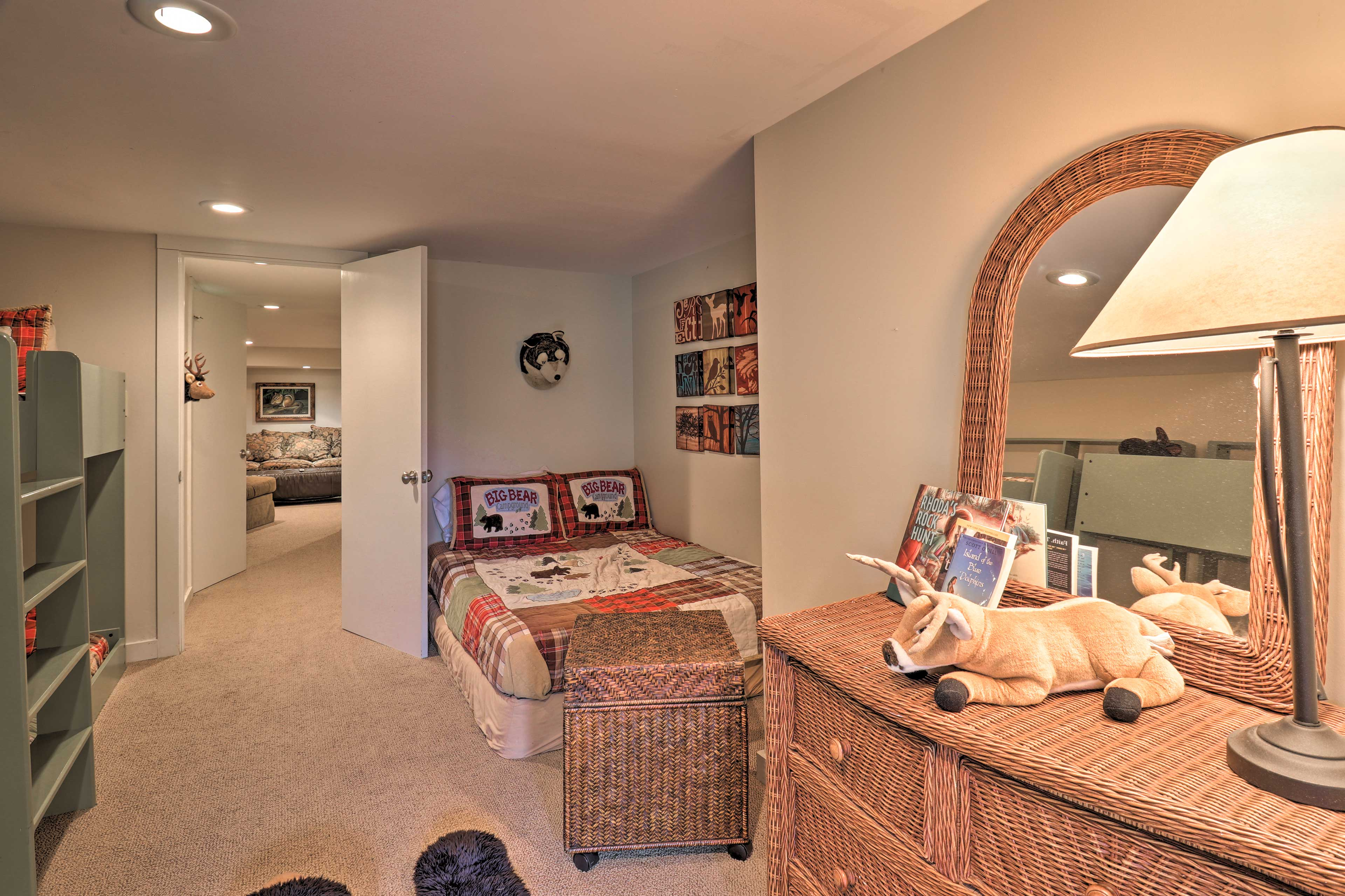 Bedroom 4 (Bunkroom)