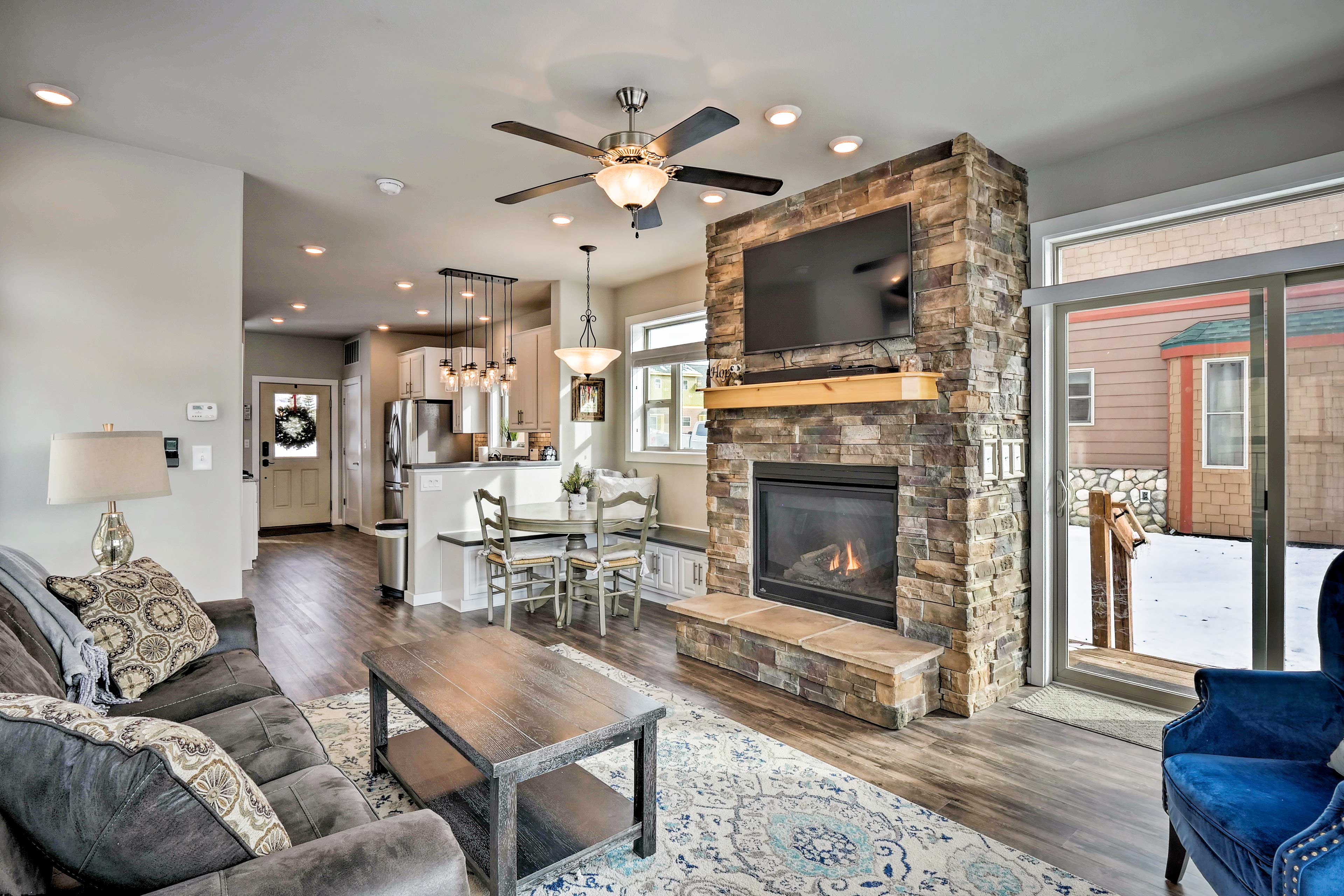 Welcome to your Rocky Mountain home-away-from-home!