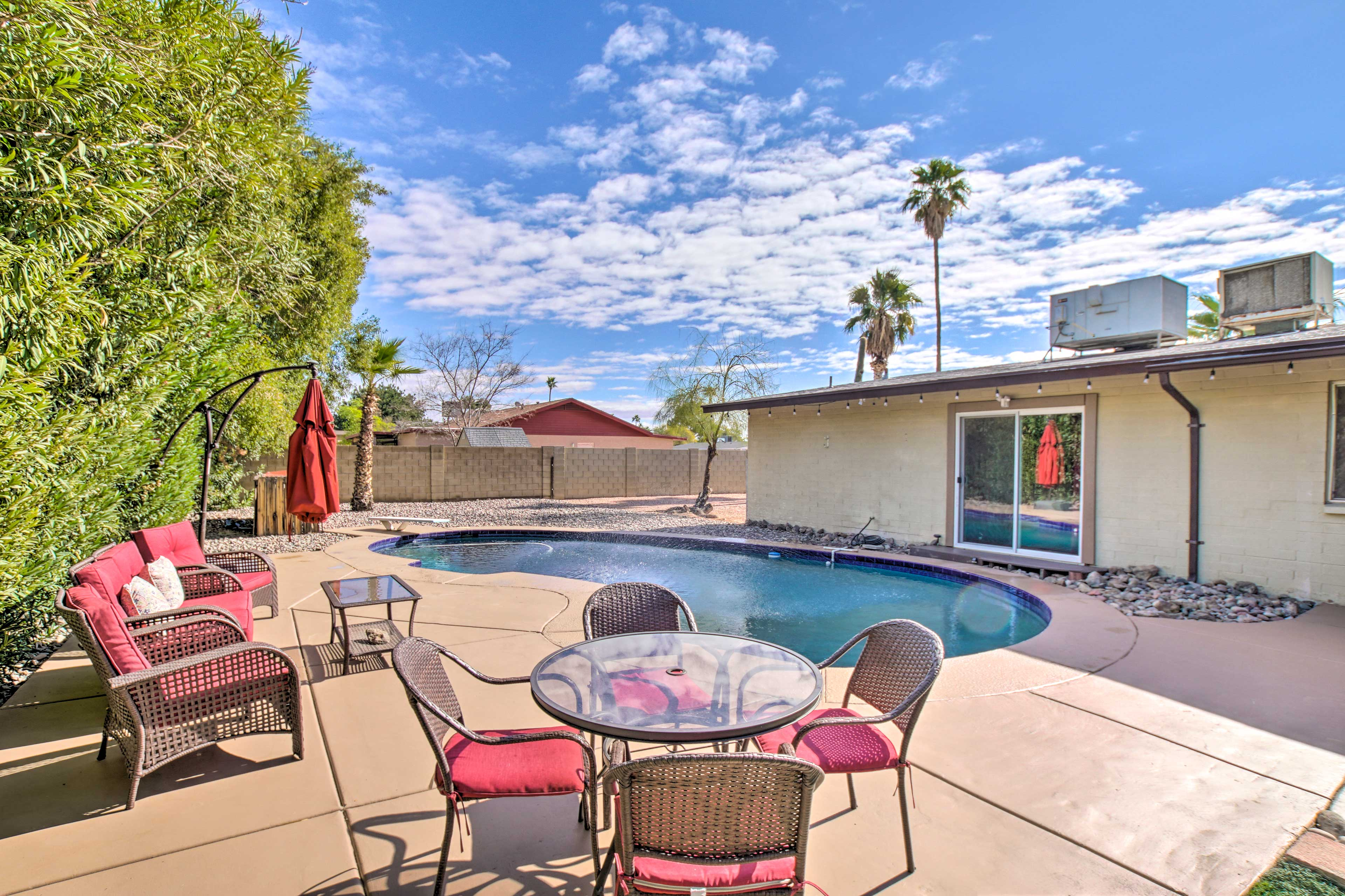 Scottsdale Vacation Rental House | 4BR | 2BA  | 2,066 Sq Ft | Step-Free Access