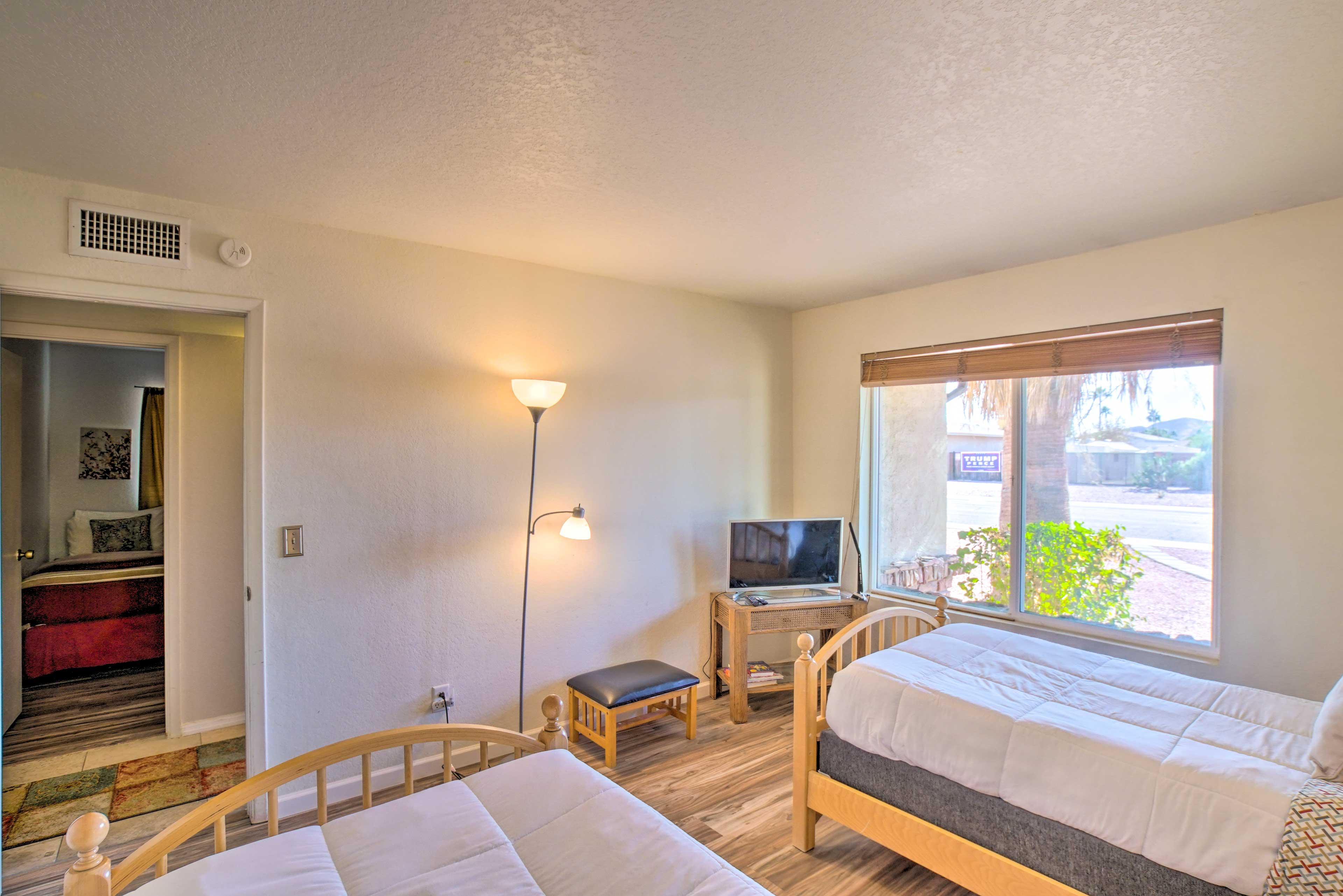 Bedroom 4 | Linens Provided