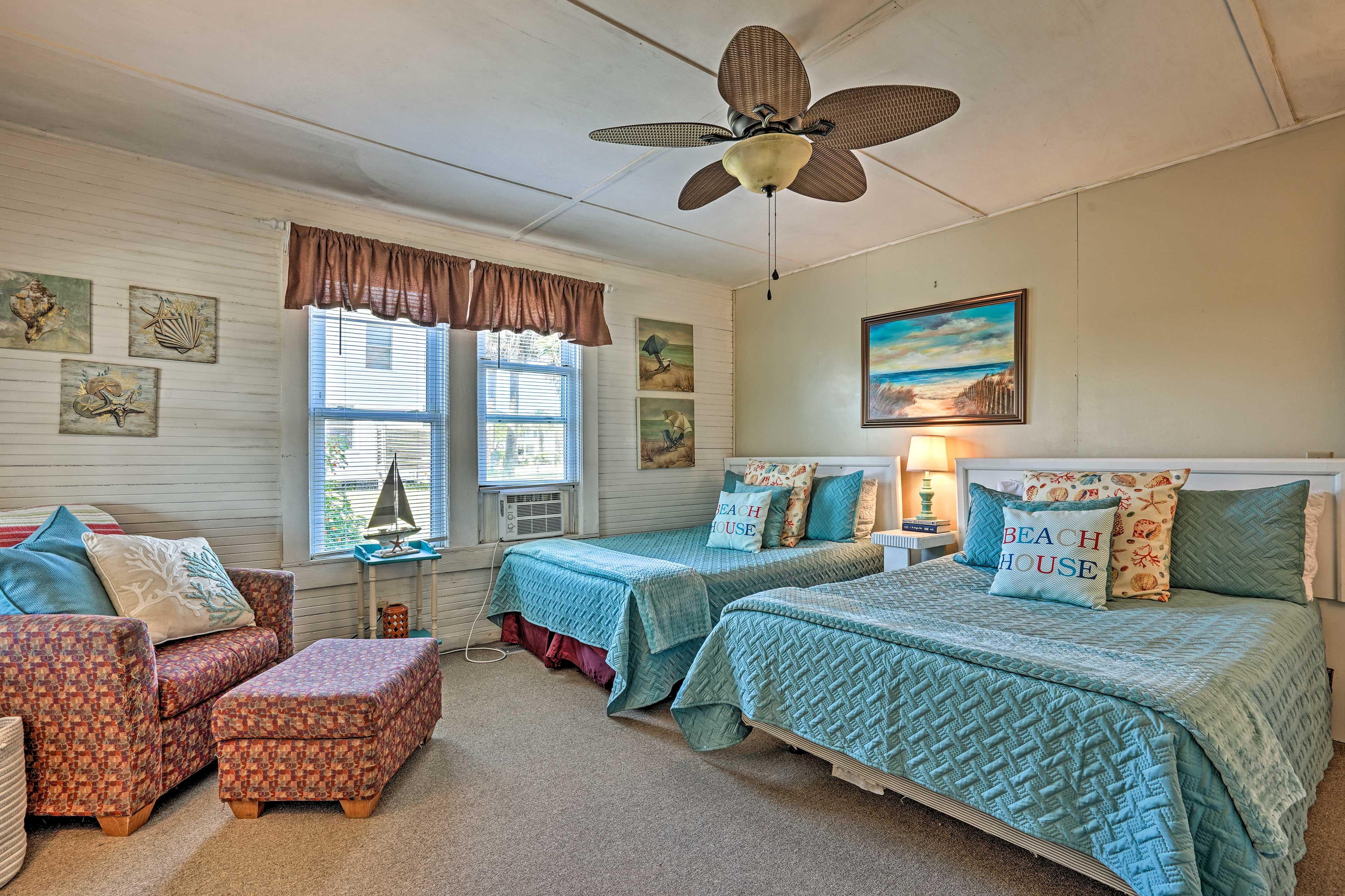 Bedroom 2   Linens Provided