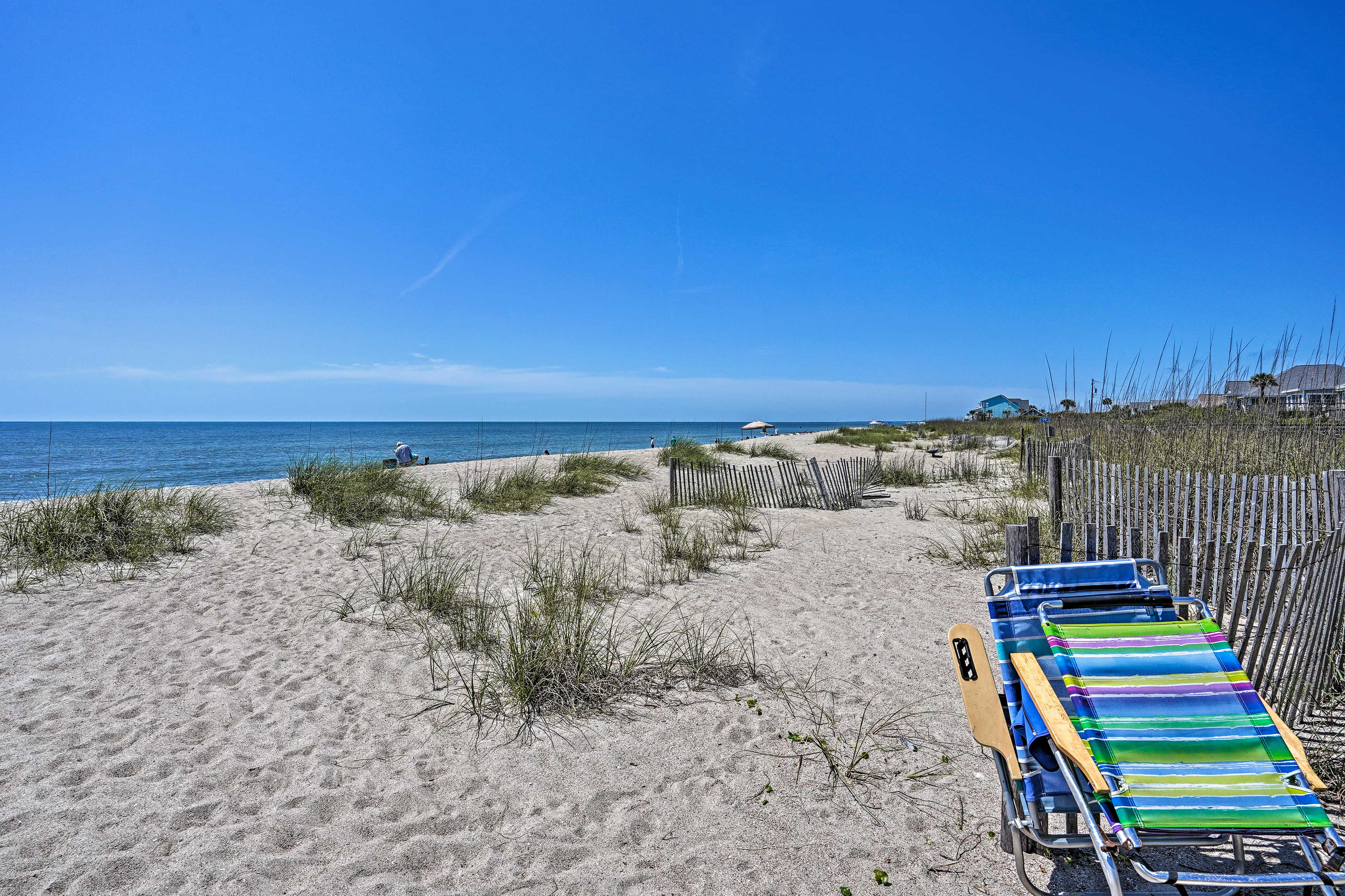 Beach   Beach Chairs Provided