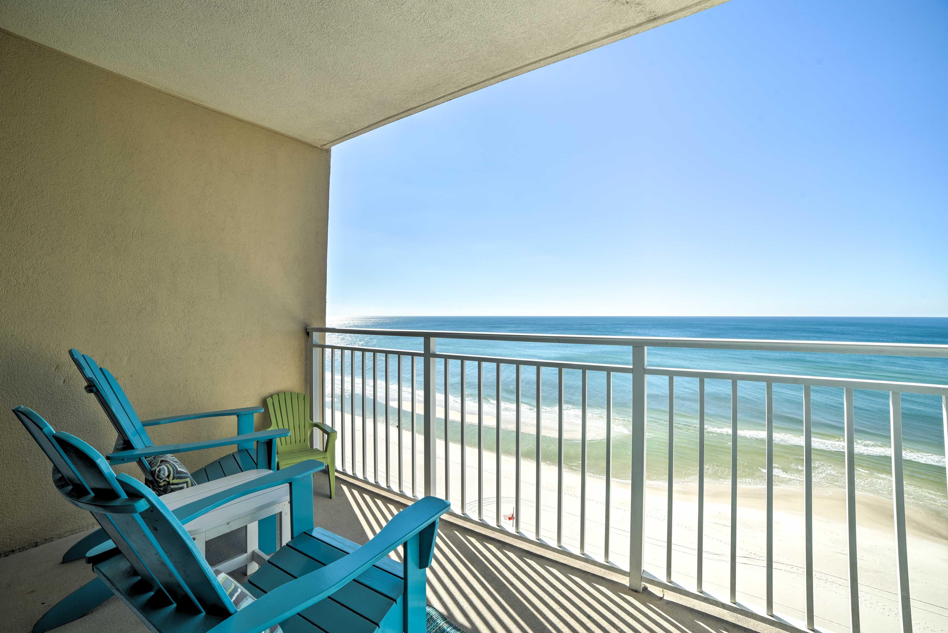 Panama City Beach Vacation Rental Condo | 1BR | 1BA | 800 Sq Ft